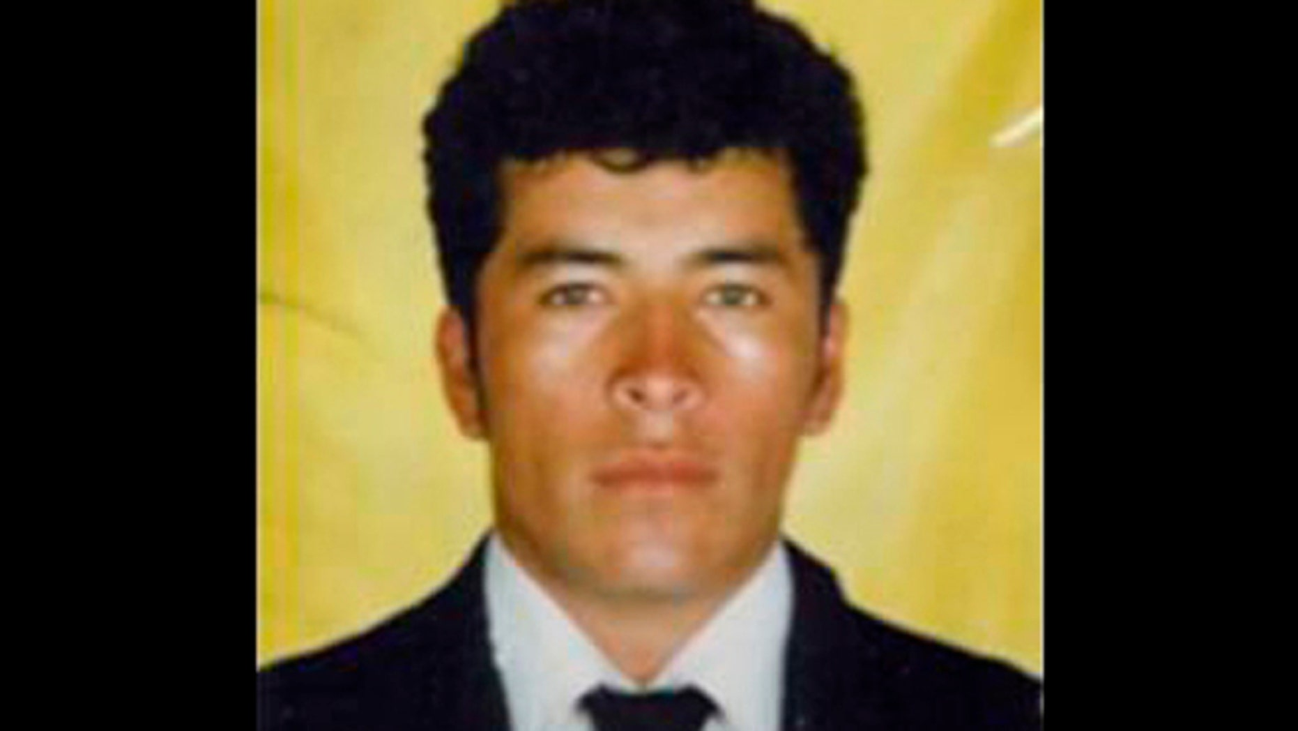 This undated photo released by Mexico's Attorney General's Office shows alleged Zeta drug cartel leader and founder Heriberto Lazcano Lazcano in an unknown location. Mexico's Navy says fingerprints confirm that cartel leader Lazcano, an army special forces deserter whose brutal paramilitary tactics helped define the devastating six-year war among Mexico's drug gangs and authorities, was killed Sunday, Oct. 7, 2012 in a firefight with marines in the northern state of Coahuila on the border with the Texas. (AP Photo/Mexico Attorney General's Office)