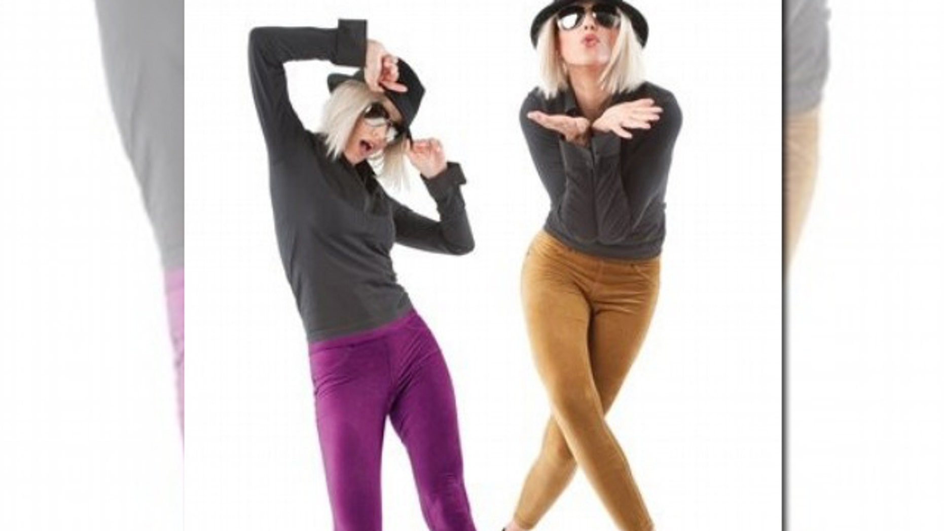 HUE Corduroy Leggings, $34, available at department/specialty stores nationwide and hue.com.