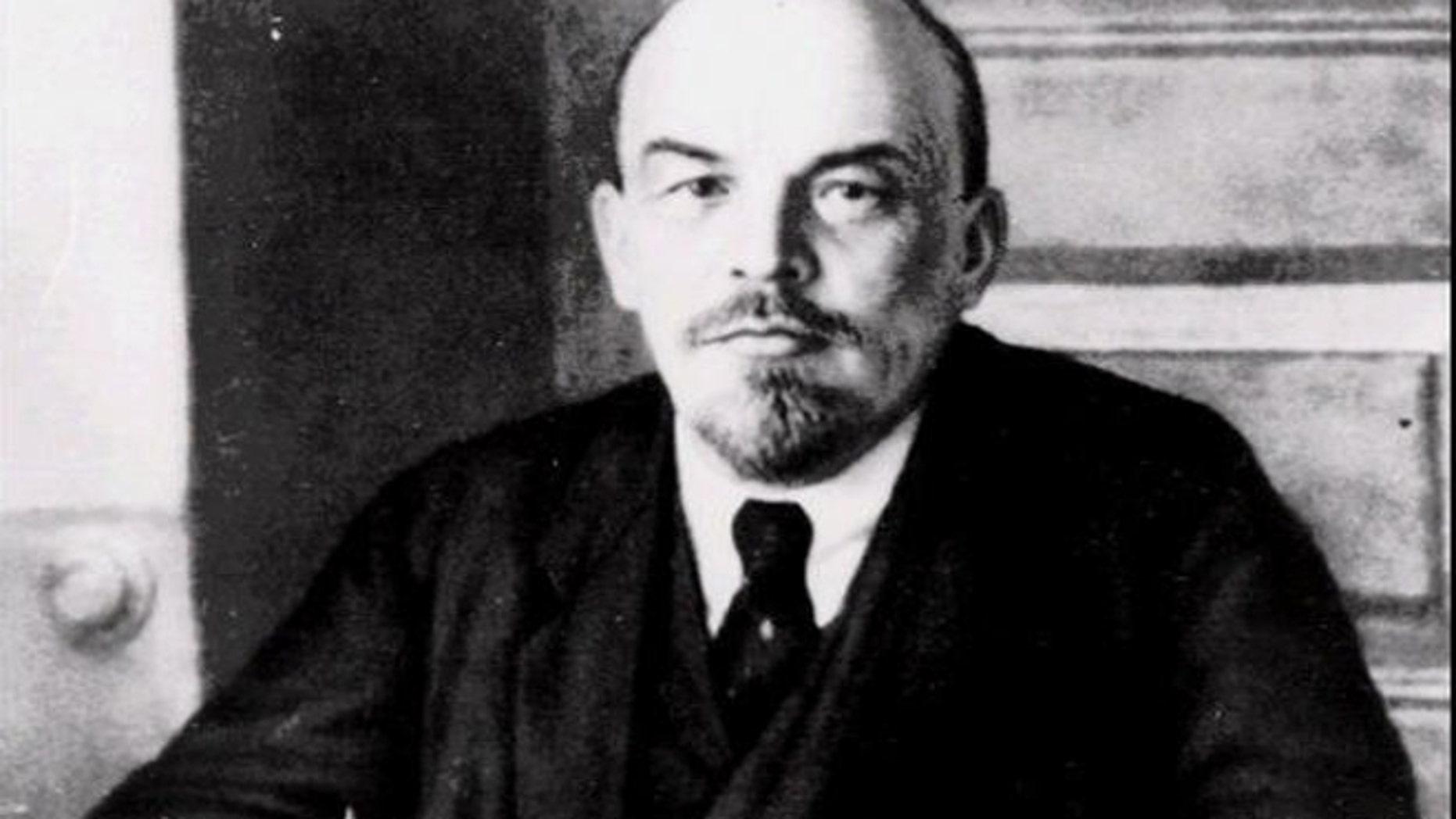 Vladimir Lenin (AP)