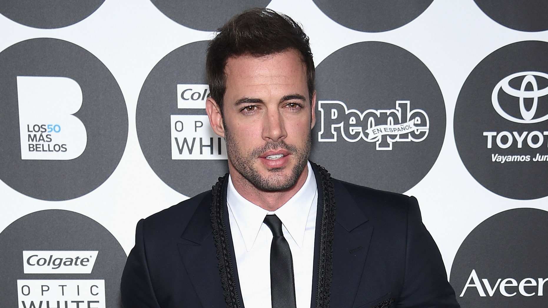 William Levy at the People En Espanol '50 Most Beautiful' Gala on May 12, 2015 in New York City.