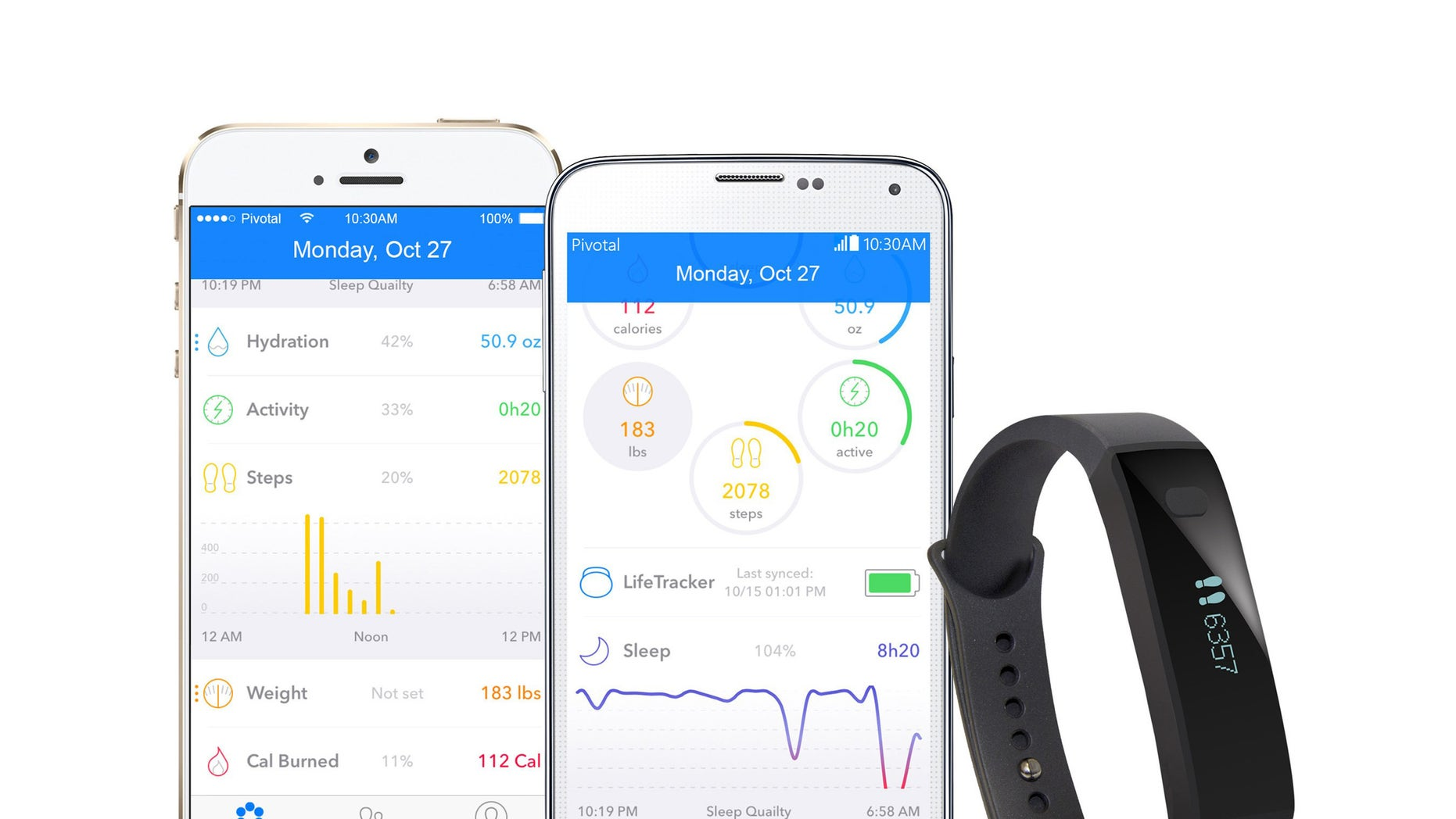 The Life Tracker 1 band