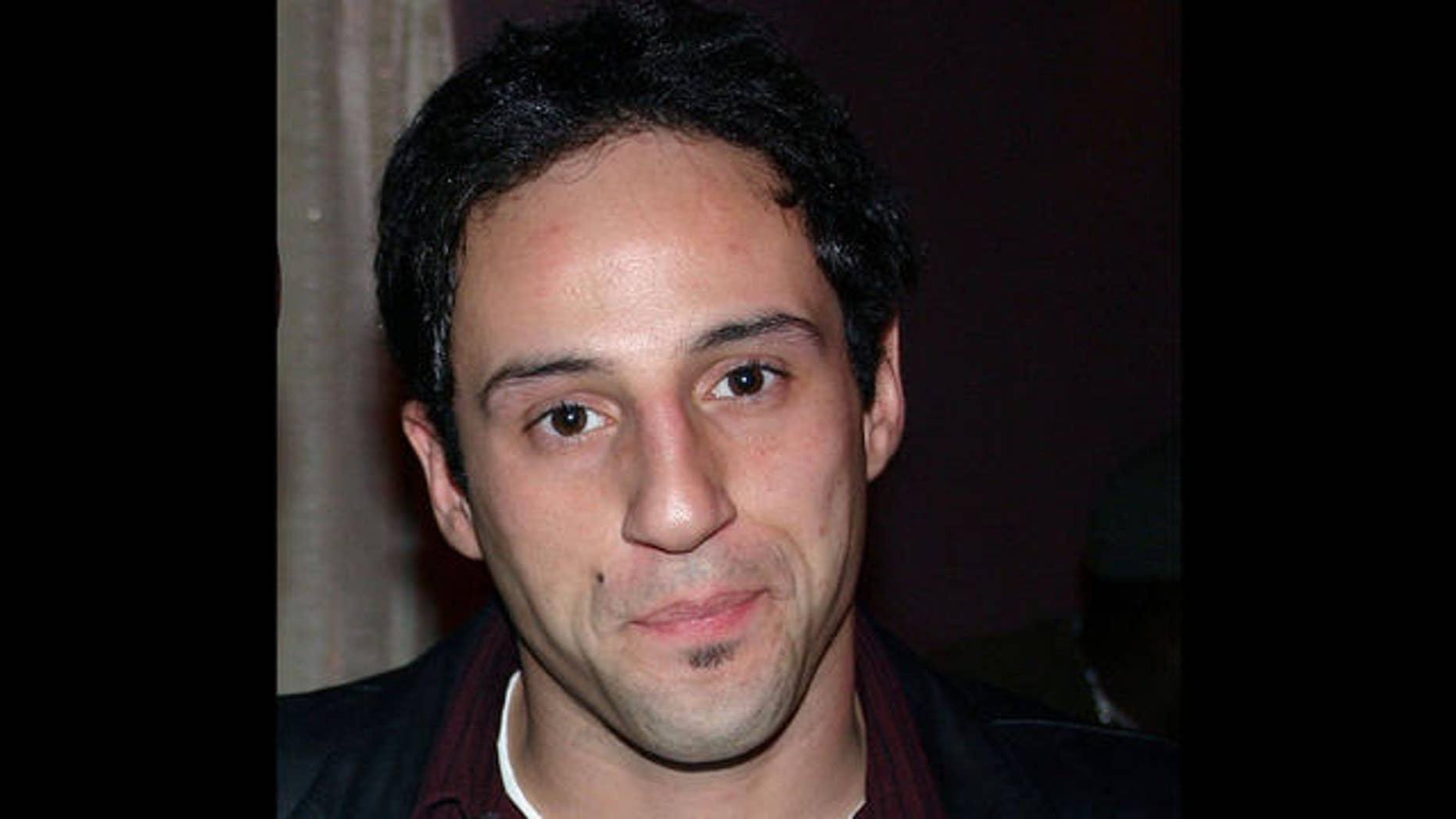 Lillo Brancato, Jr.is shown in a Feb. 2005 photo in New York.