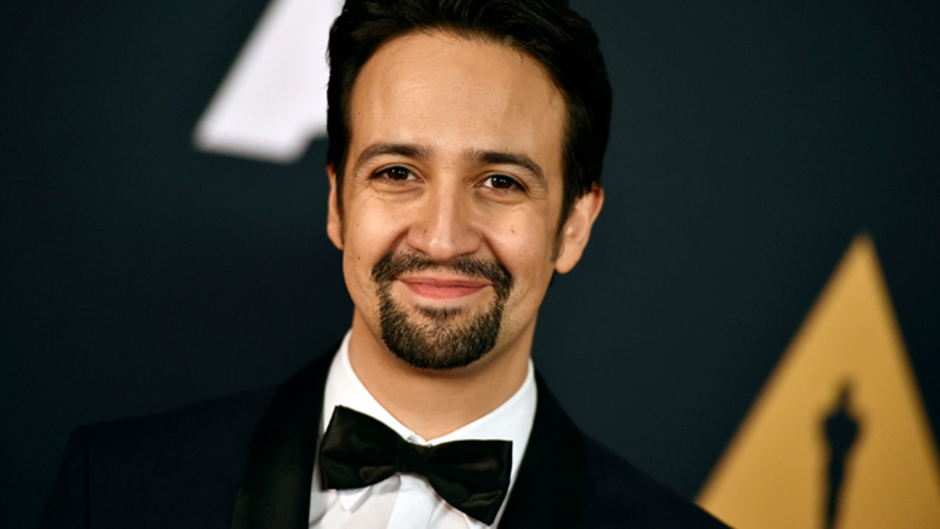 FILE - In this Nov. 12, 2016 file photo, Lin-Manuel Miranda arrives at the 2016 Governors Awards in Los Angeles. Lionsgate has partnered best-selling author Pat Rothfuss with writer-composer Miranda for an ambitious TV and film adaptation of the fantasy trilogy, ââ¬ÅThe Kingkiller Chronicles.ââ¬Â (Photo by Jordan Strauss/Invision/AP, File)