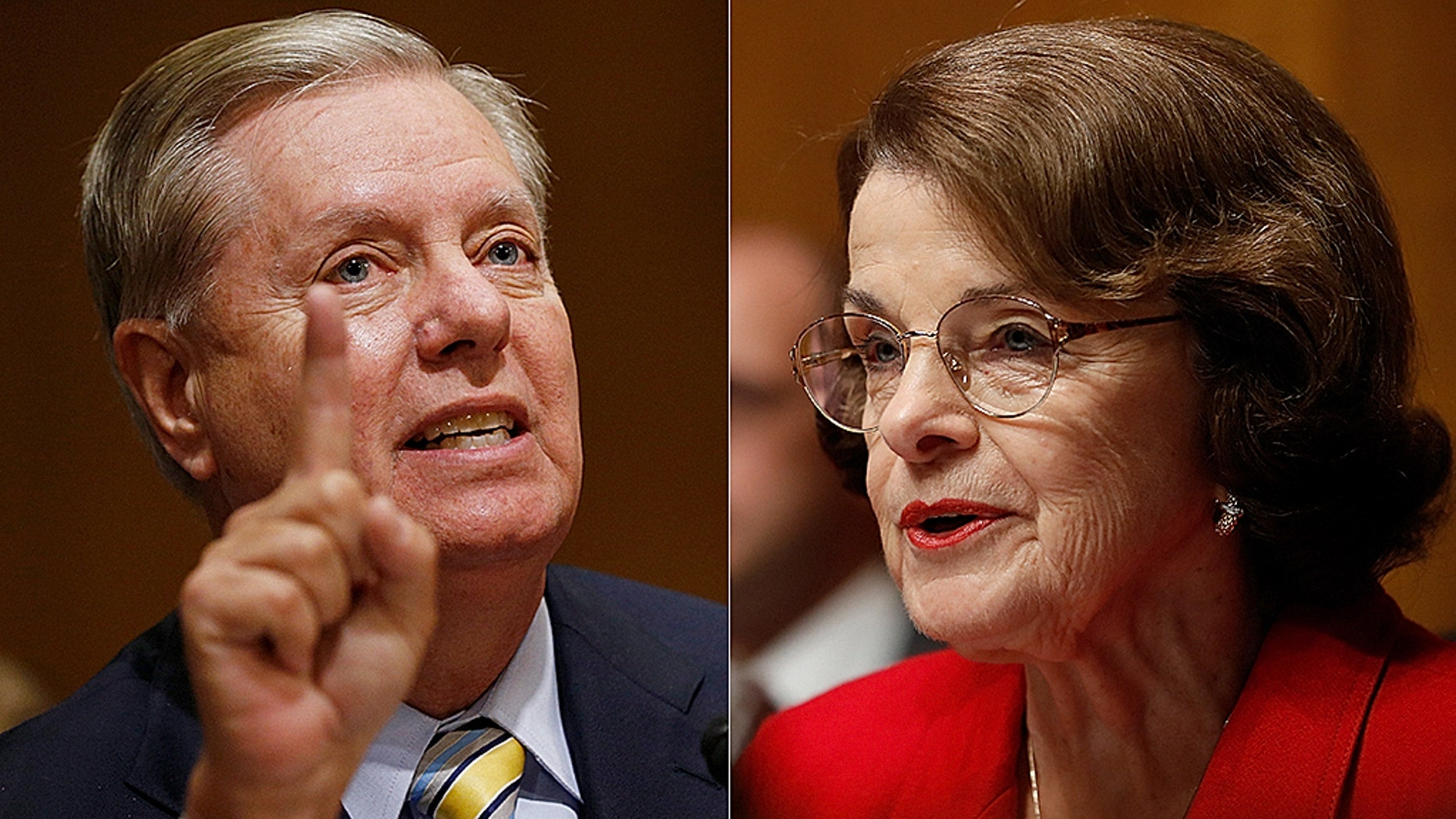 Sen. Lindsey Graham, R-S.C., slammed the FBI over the alleged double standard in the bureau's handling of a suspected Chinese spy in Sen. Dianne Feinstein's,D-Calif., office.