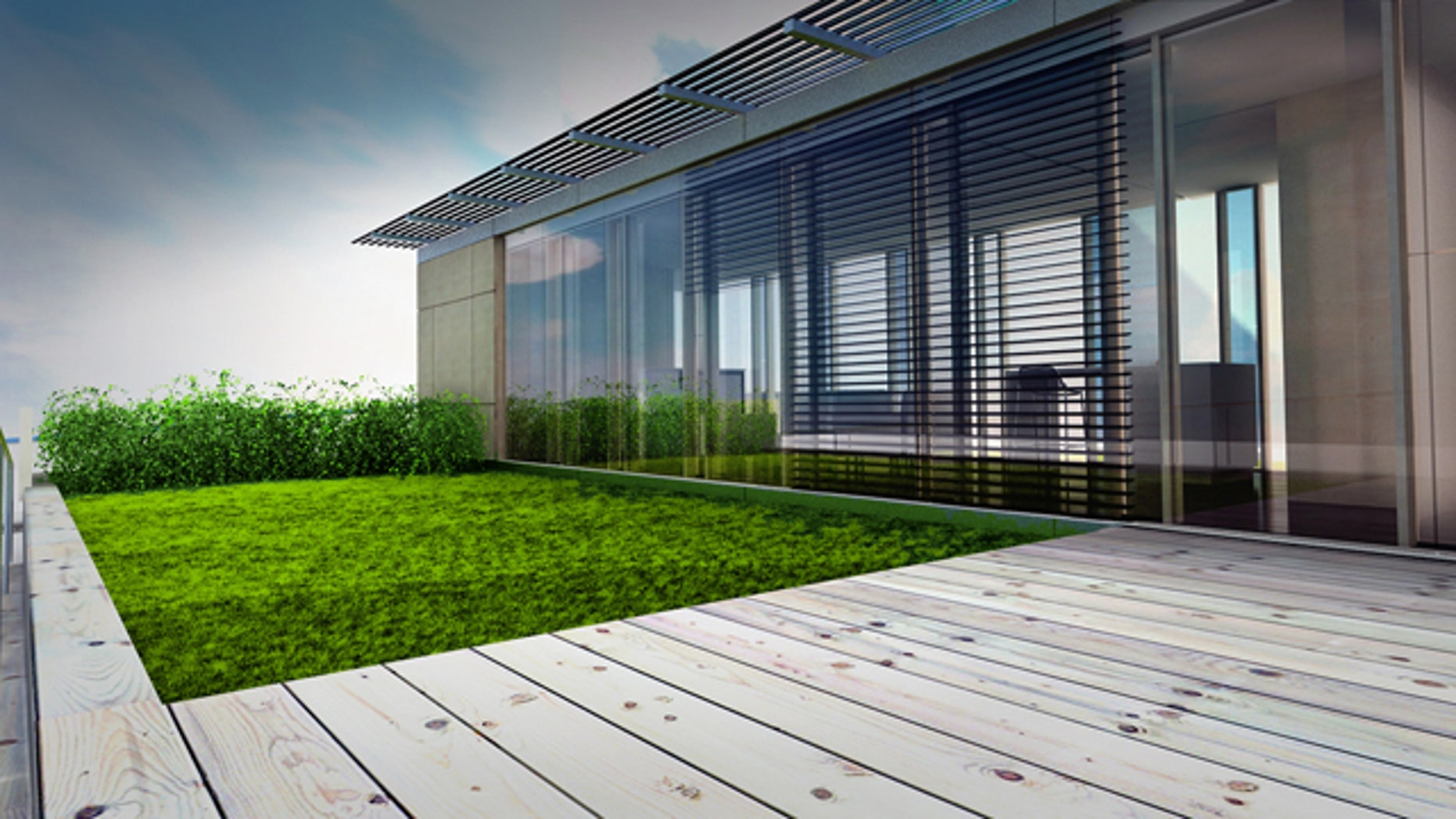 The Living Light concept house by the University of Tennessee -- an entire home constructed to highlight the best uses of solar power -- is just one entry in the 2011 Solar Decathlon.