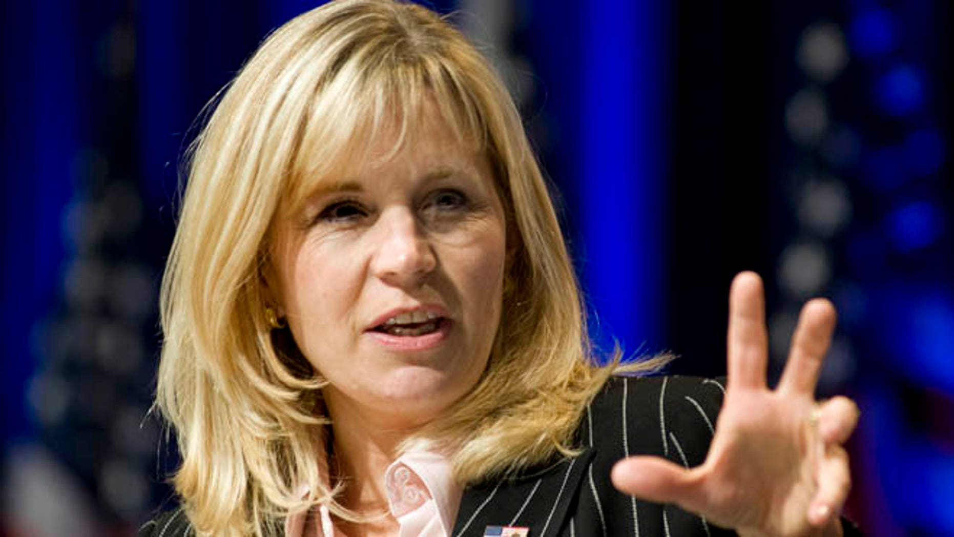FILE: Undated: Liz Cheney addresses the Conservative Political Action Conference in Washington, D.C.