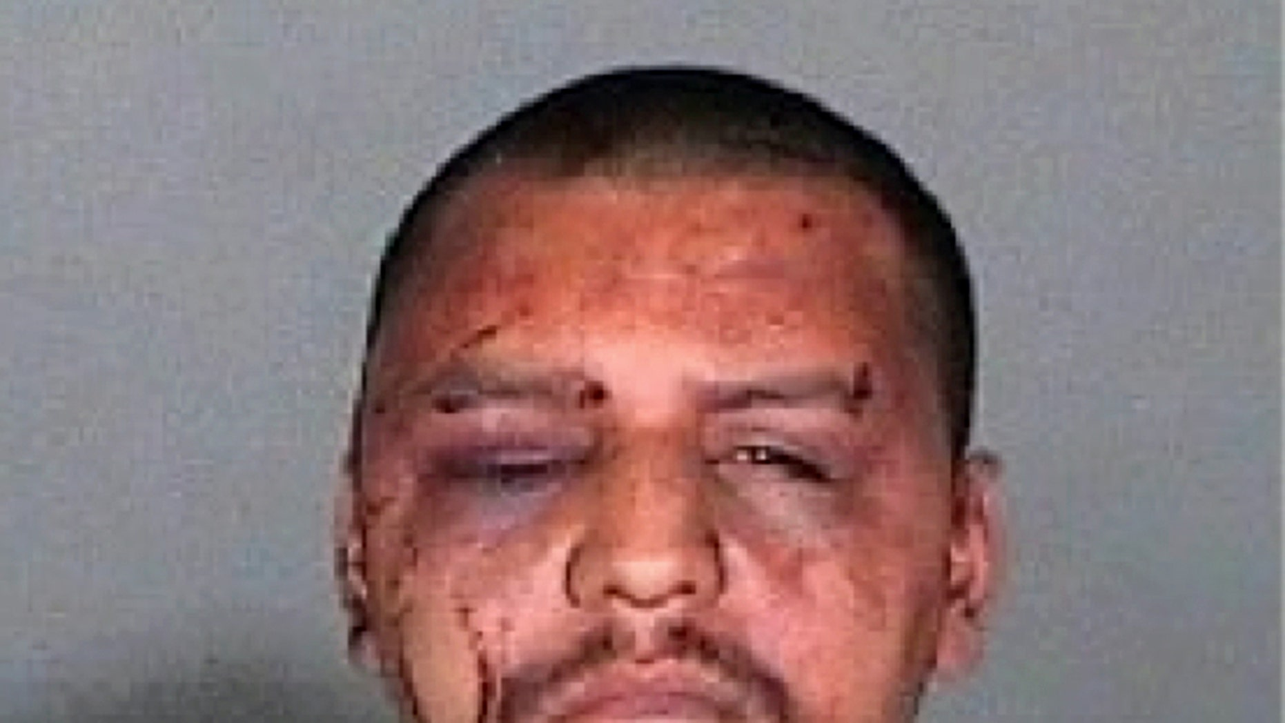 Gabriel Carrillo in Los Angeles, in an evidence file photo provided by the U.S. Attorney's Office.
