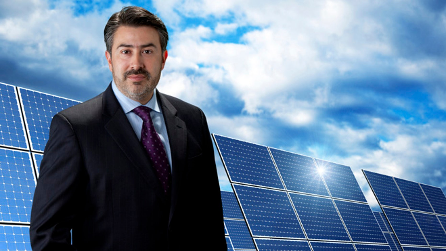 Luis Rojas grew up in a small house in East Los Angeles on Evergreen Avenue. Today he is President and CEO of a solar development company bearing that street's name: Evergreen Energy Solutions, LLC.