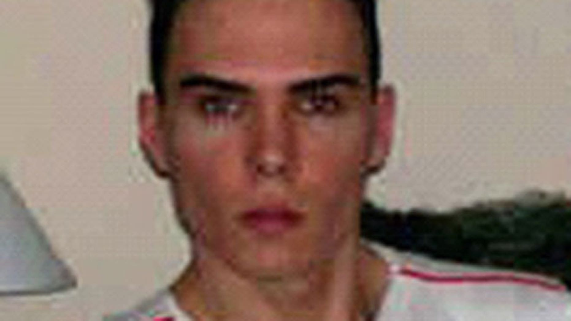 May 30, 2012: This undated photo provided by City of Montreal Police Service media relations shows Luka Rocco Magnotta, 29, who is wanted for homicide.