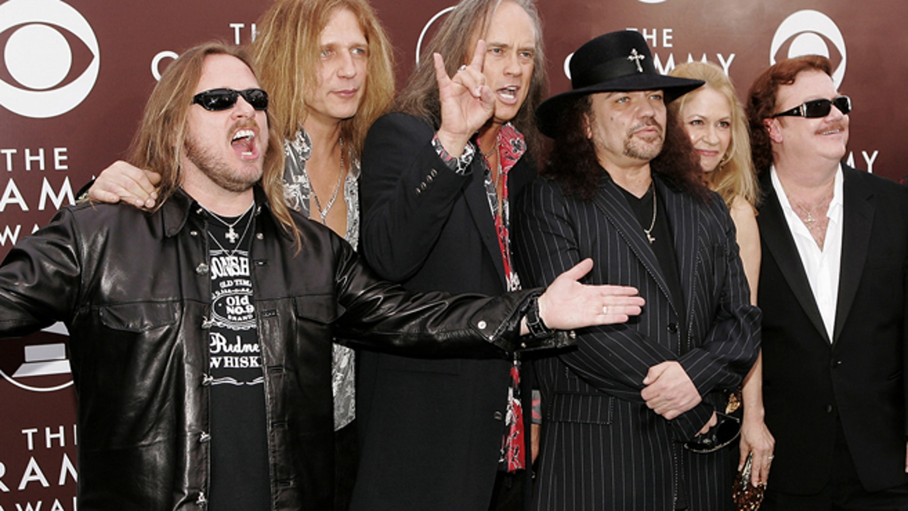Members of Lynyrd Skynyrd got vehement in a new talk with Dan Rather (not pictured)