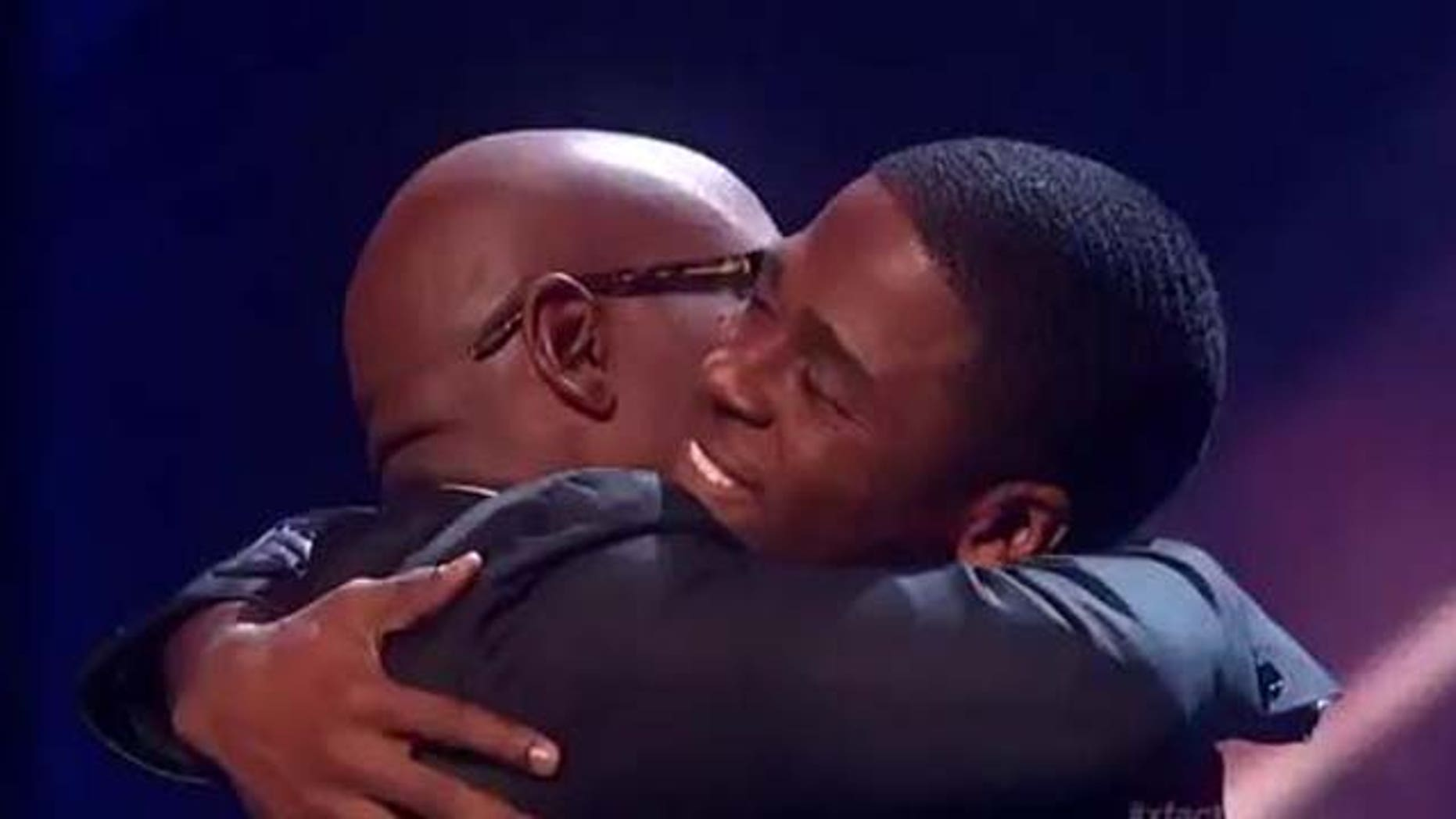 Dec. 15, 2011: Maryland native Marcus Canty is eliminated Thursday night on the X Factor.