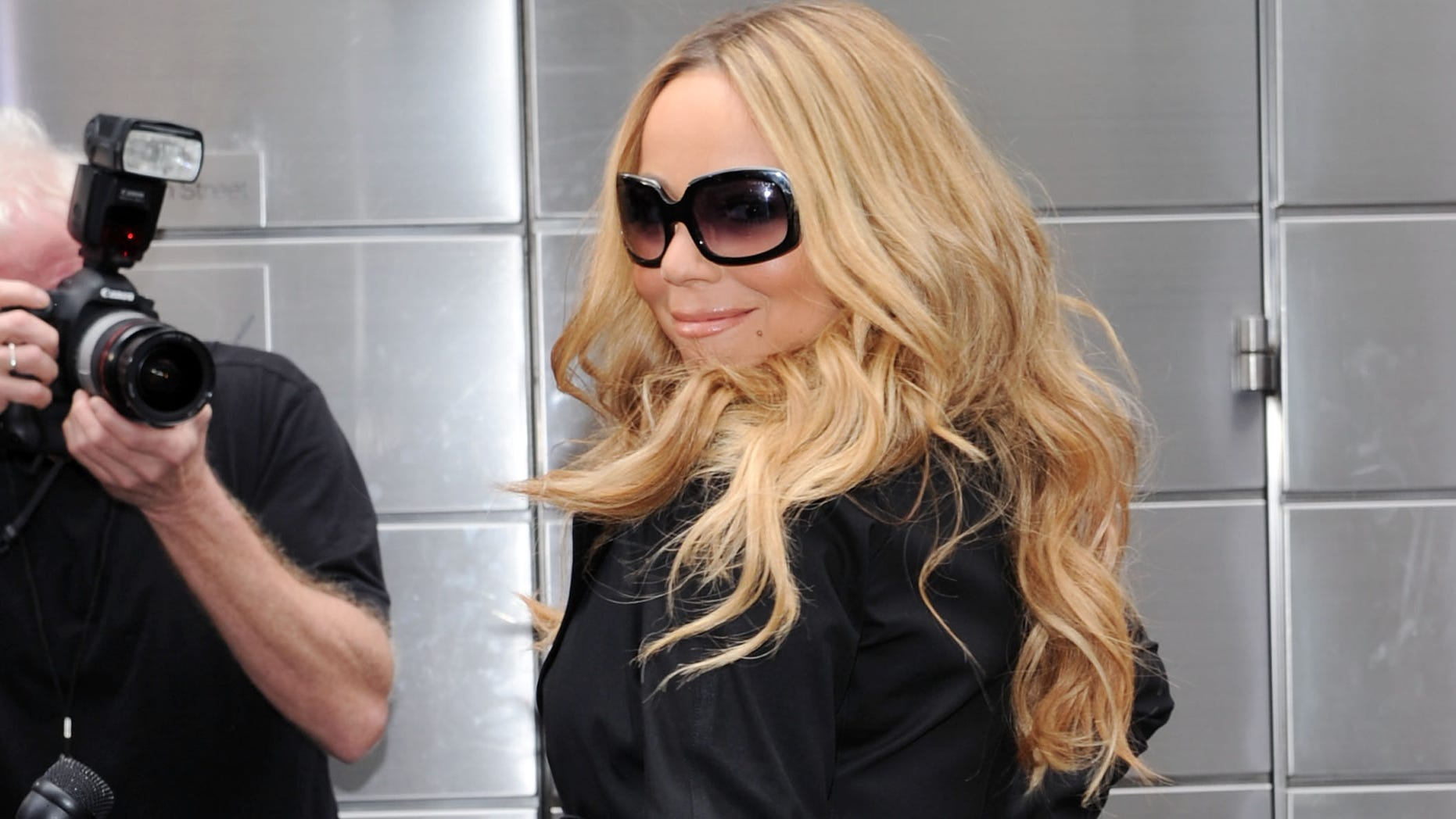 "Sept. 16, 2012: Mariah Carey attends the ""American Idol"" Judges And Host Photo Call at Jazz at Lincoln Center on Sunday in New York City."