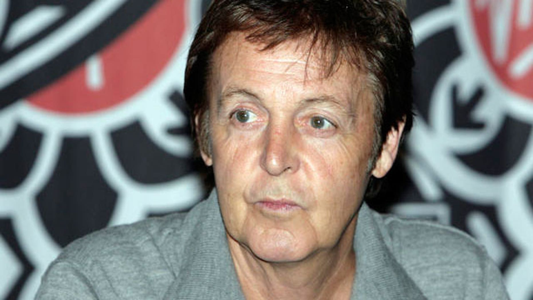 FILE: Paul McCartney is seen in this 2006 photo.