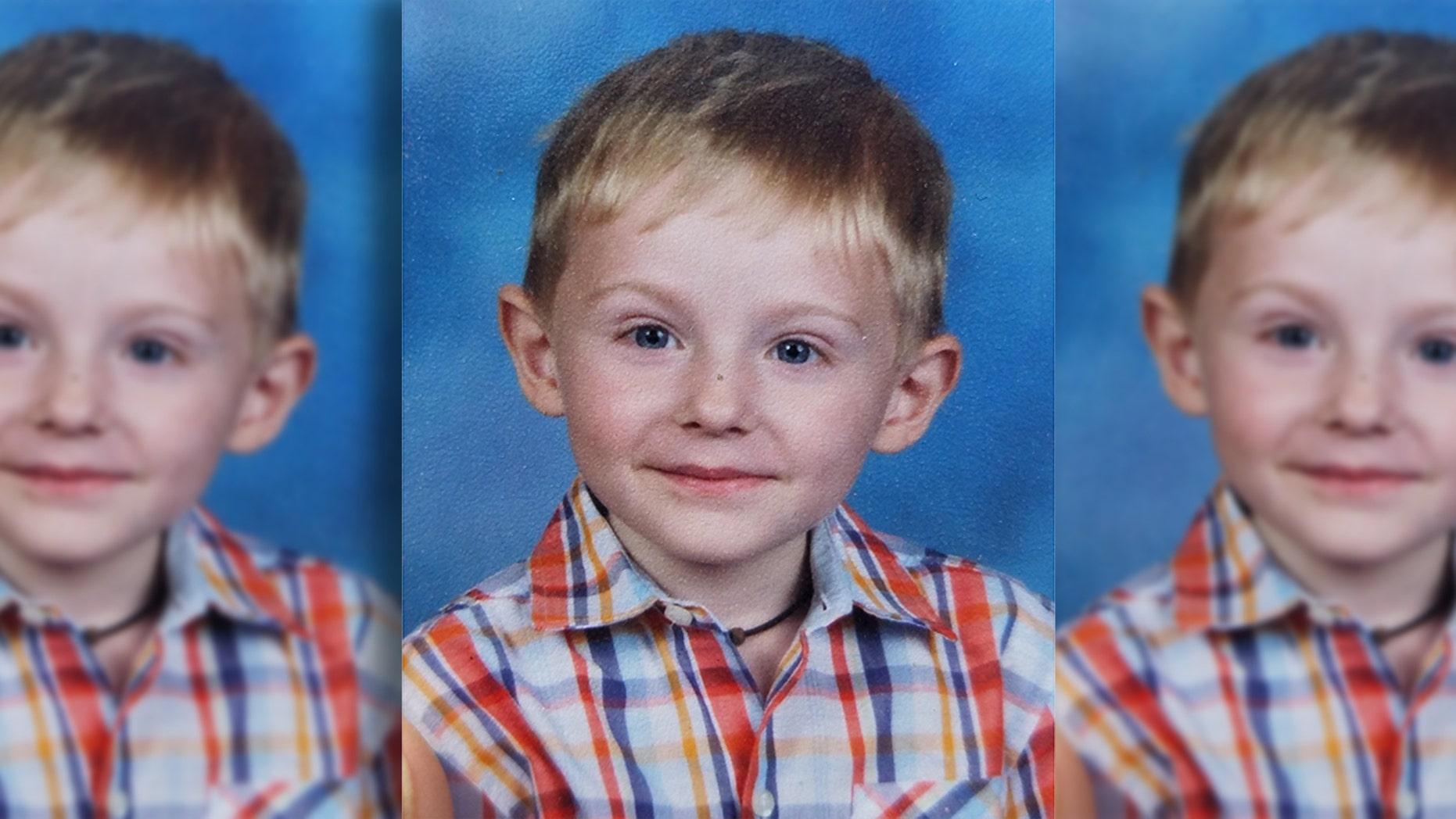 Maddox Ritch, 6, was last seen at Rankin Lake Park at 1:30 p.m on Saturday.