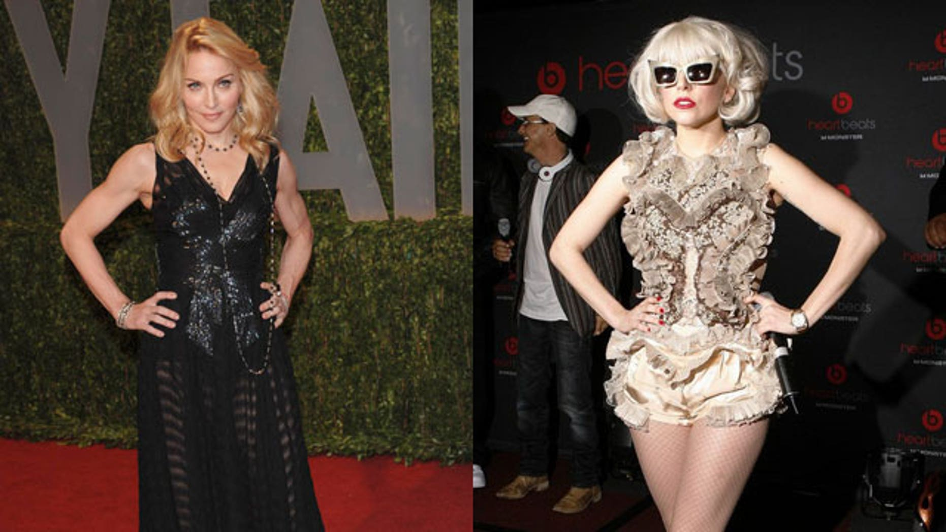 Madonna and Gaga could soon hit the road together.