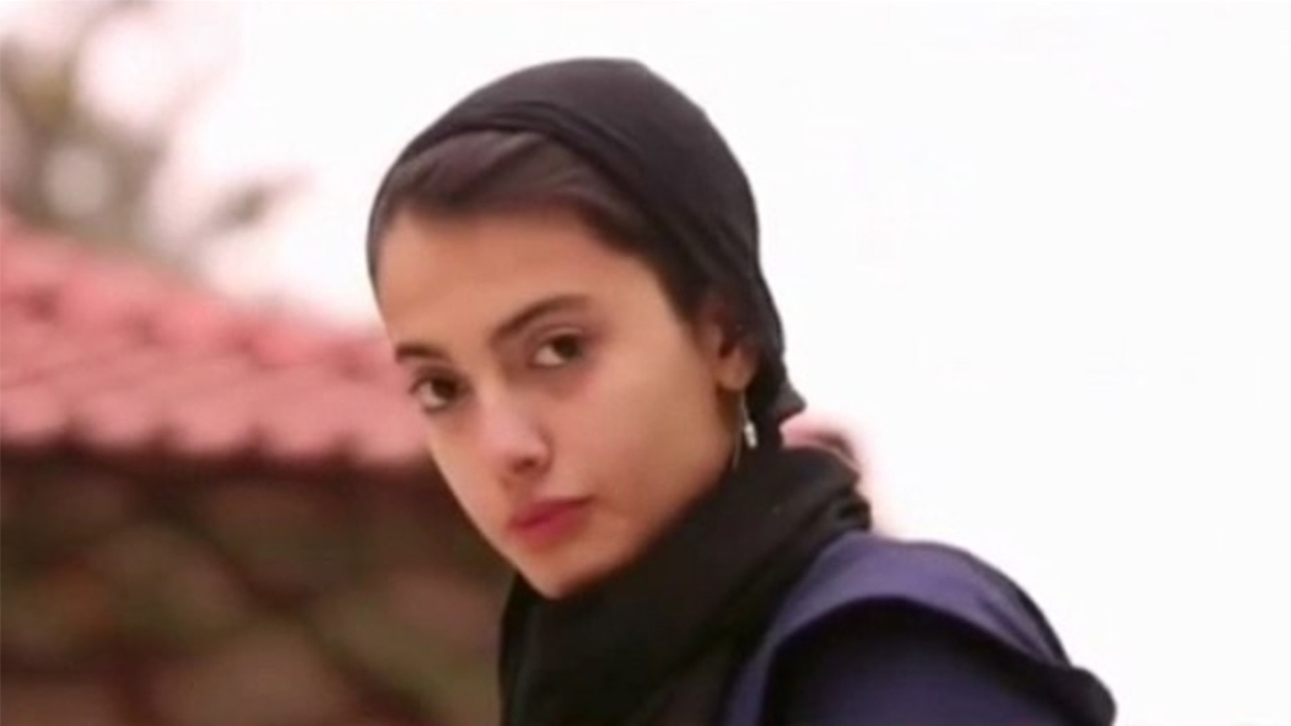 Maedeh Hojabri was arrested by Iranian police after she posted a video of herself dancing.