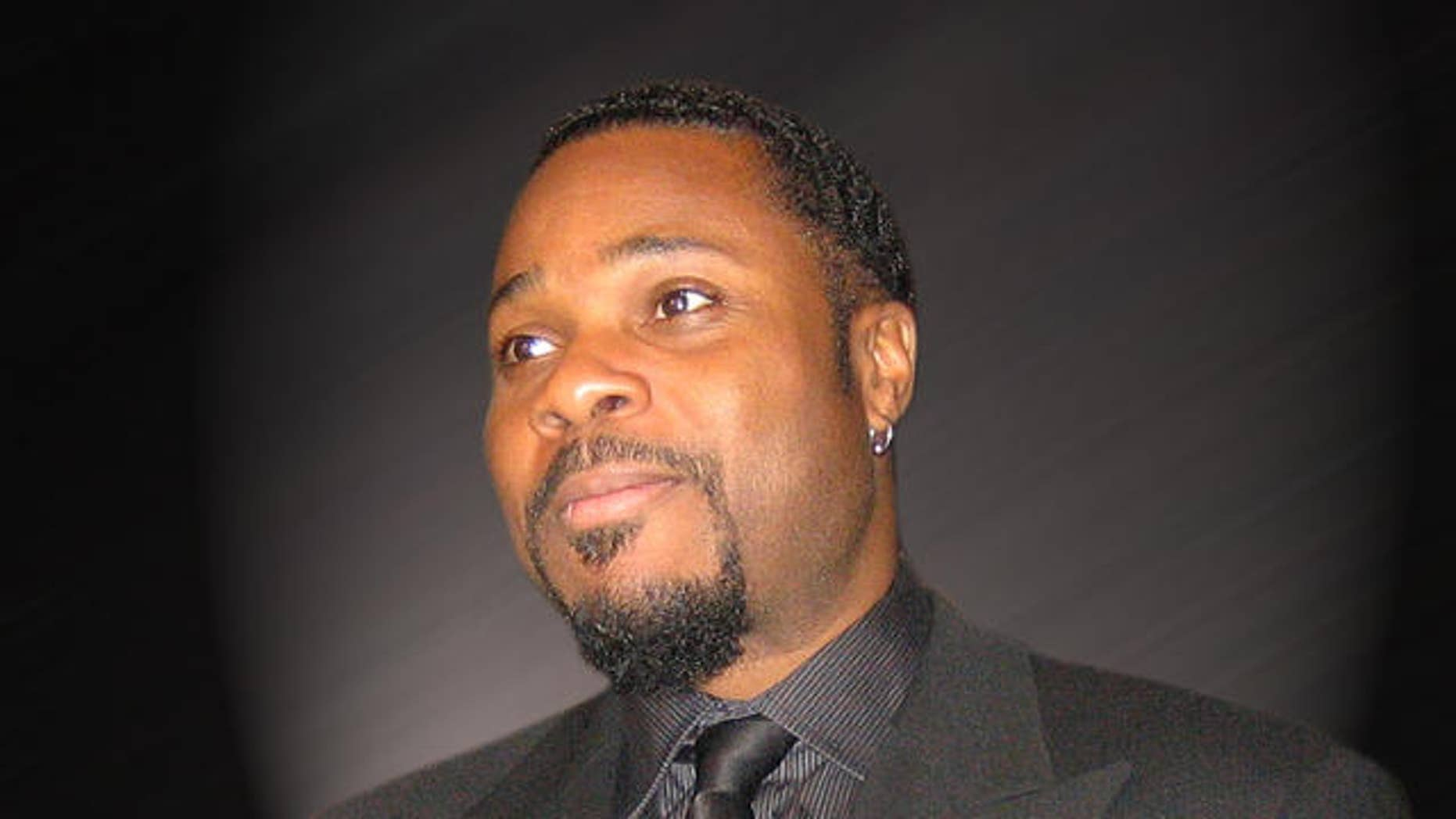 Malcolm-Jamal Warner is shown in a file photo.