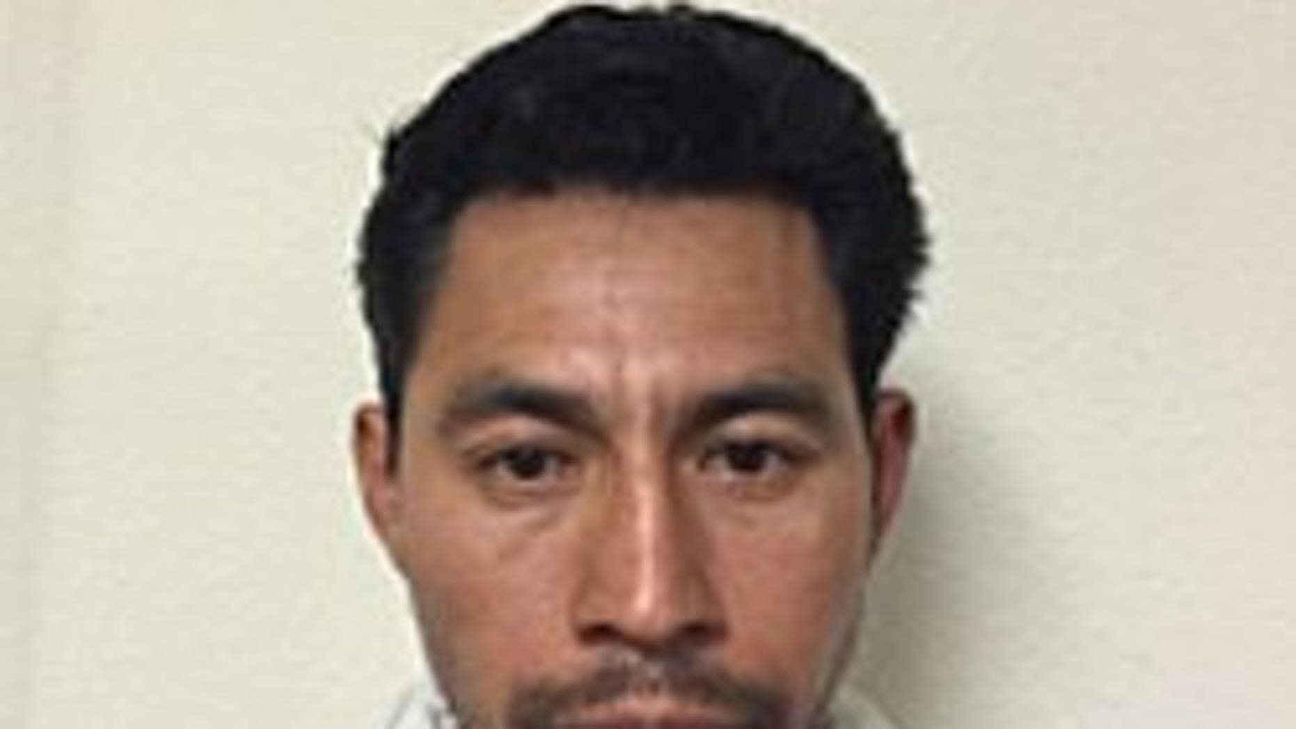 Sexual assault suspect Pedro Diaz Morales, 36, surrendered to the U.S. Marshals Service in Tijuana on Tuesday.