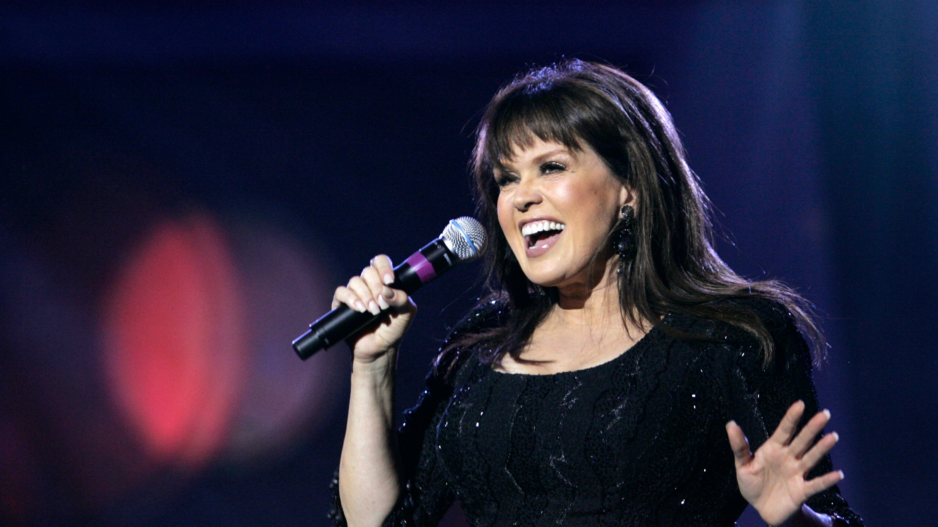 Communication on this topic: Templeton Fox, marie-osmond/