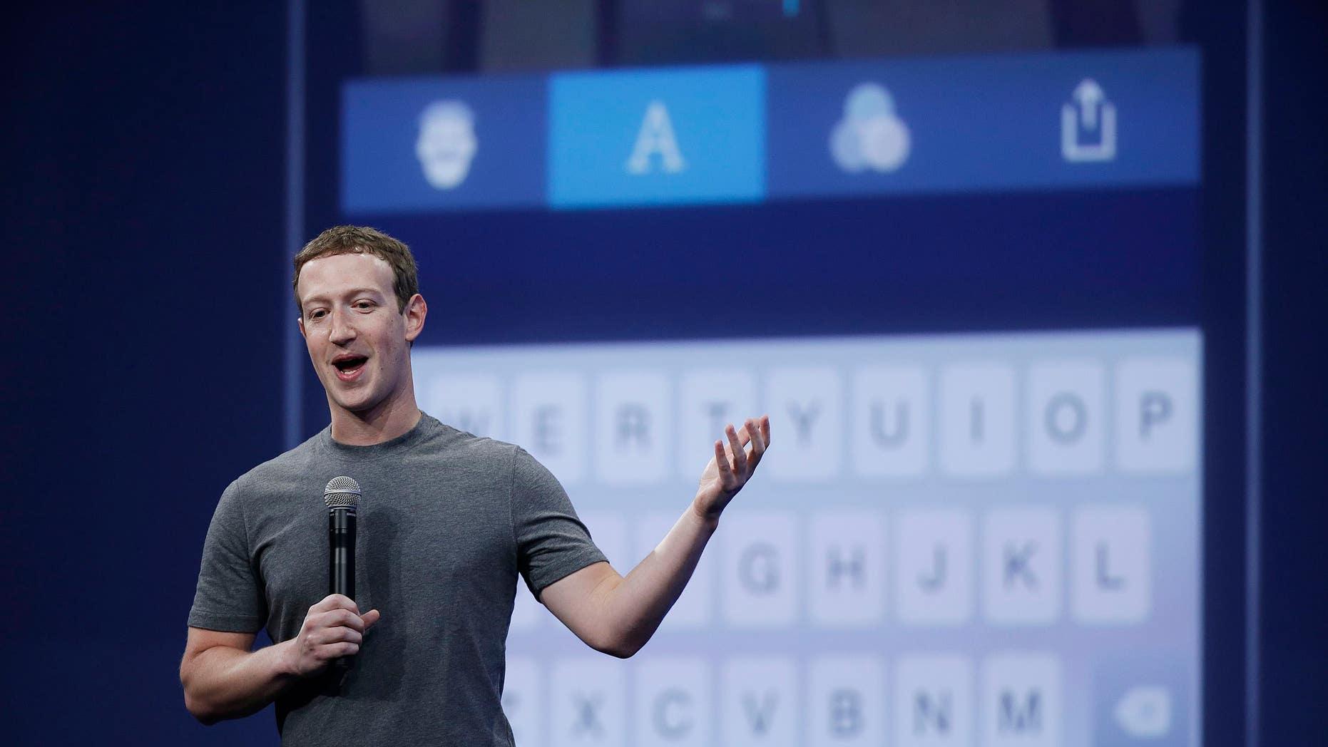 Mark Zuckerberg to you: run with me.