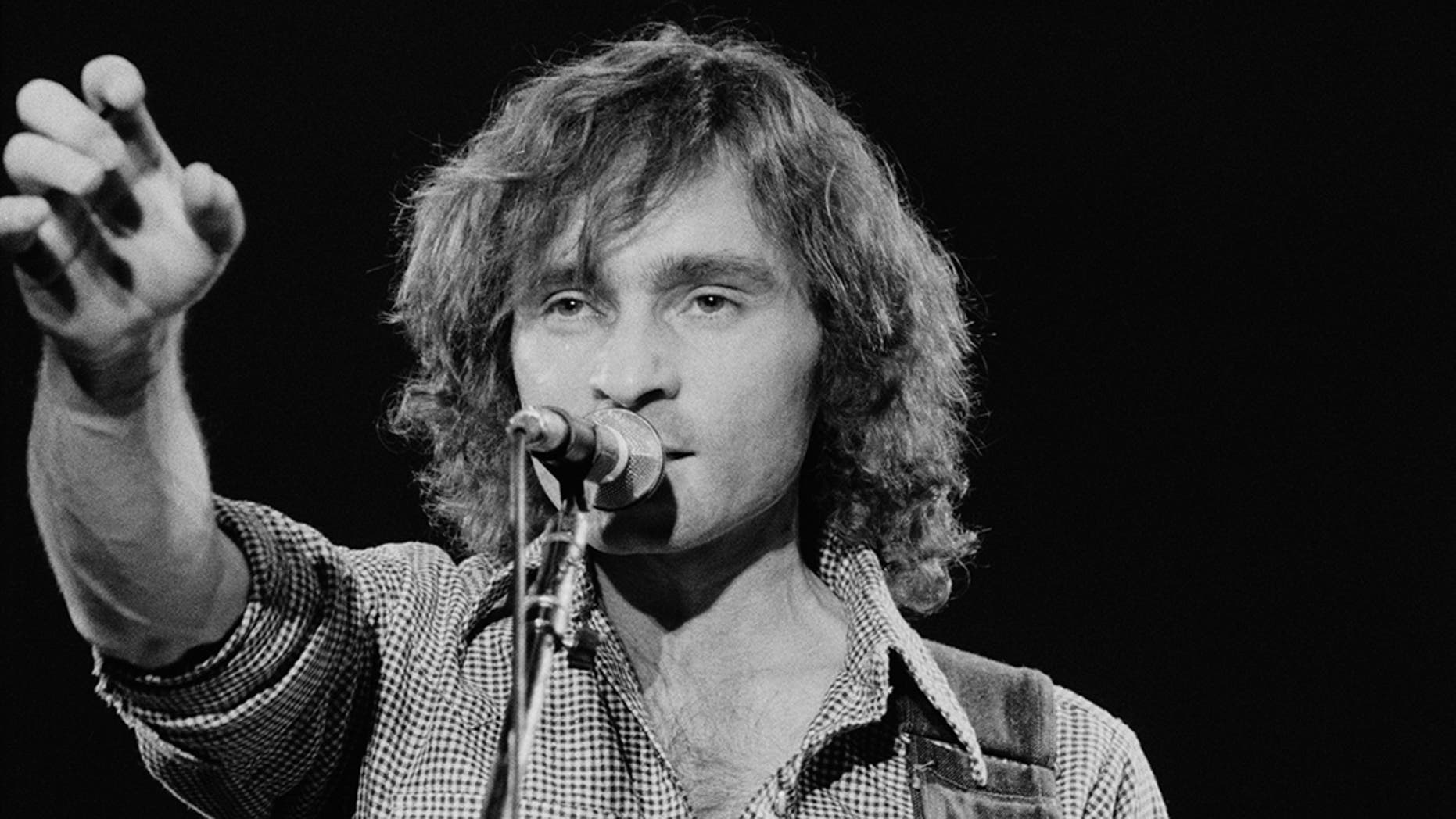 Marty Balin, Jefferson Airplane co-founder, has died. He was 76. The late singer is pictured here in Sept. 1978.