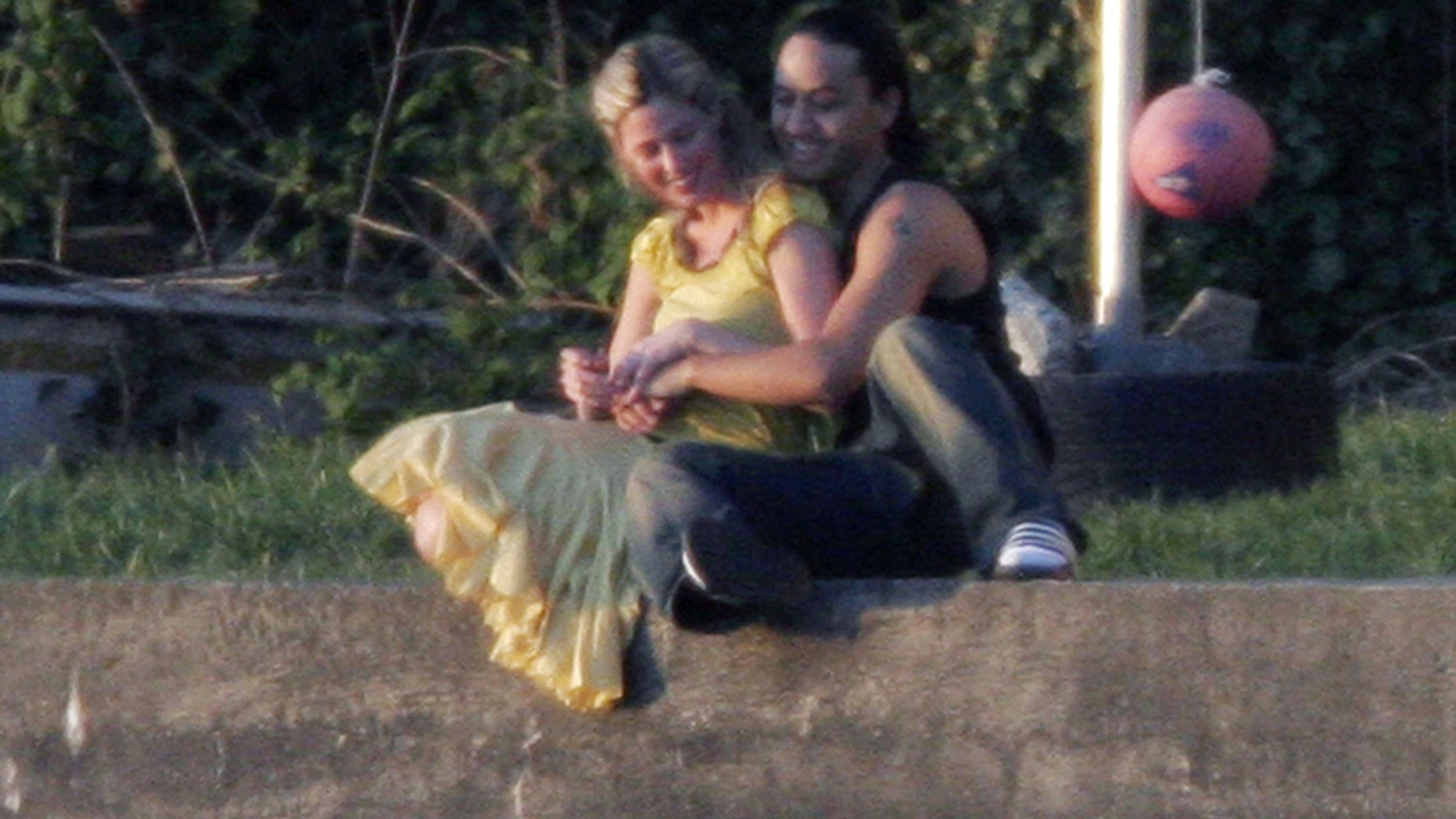 Mary Kay Letourneau, seen here with Vili Fualaau in 2006, spoke out on her prison sentence.