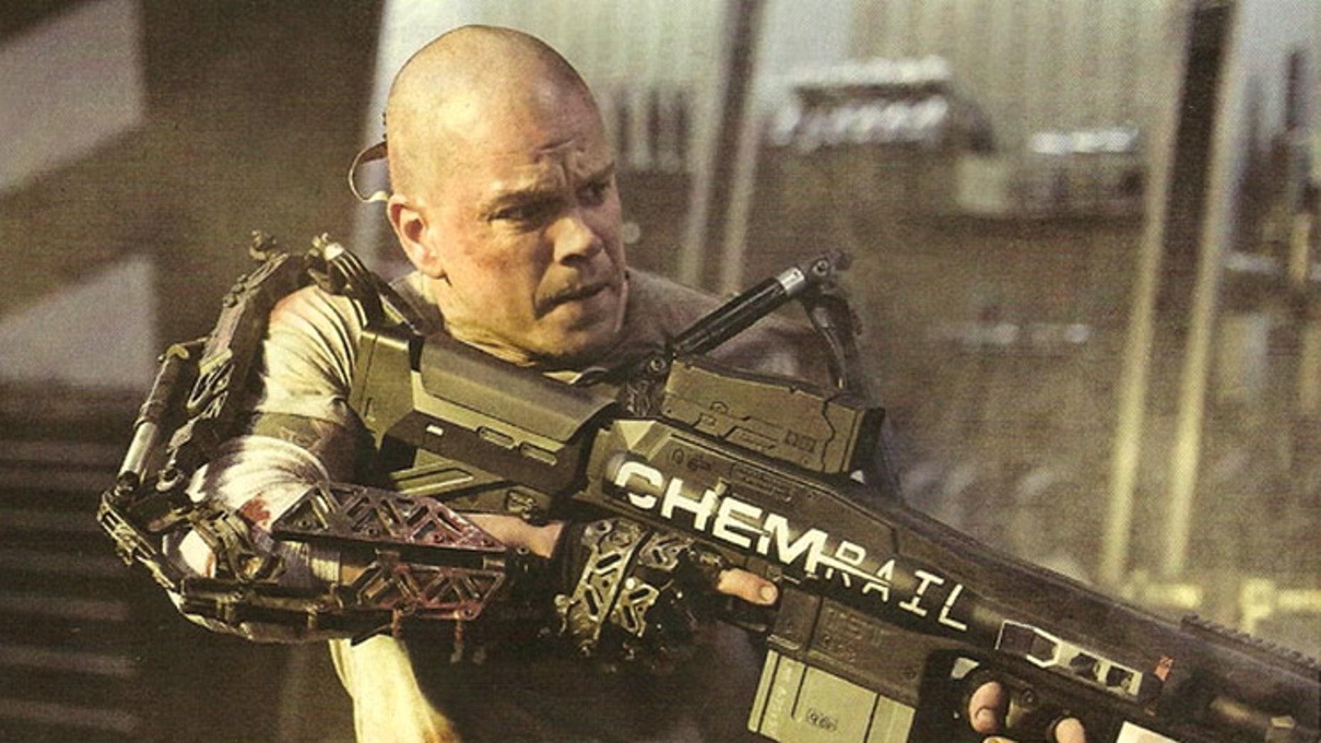 'Elysium' director Nei...