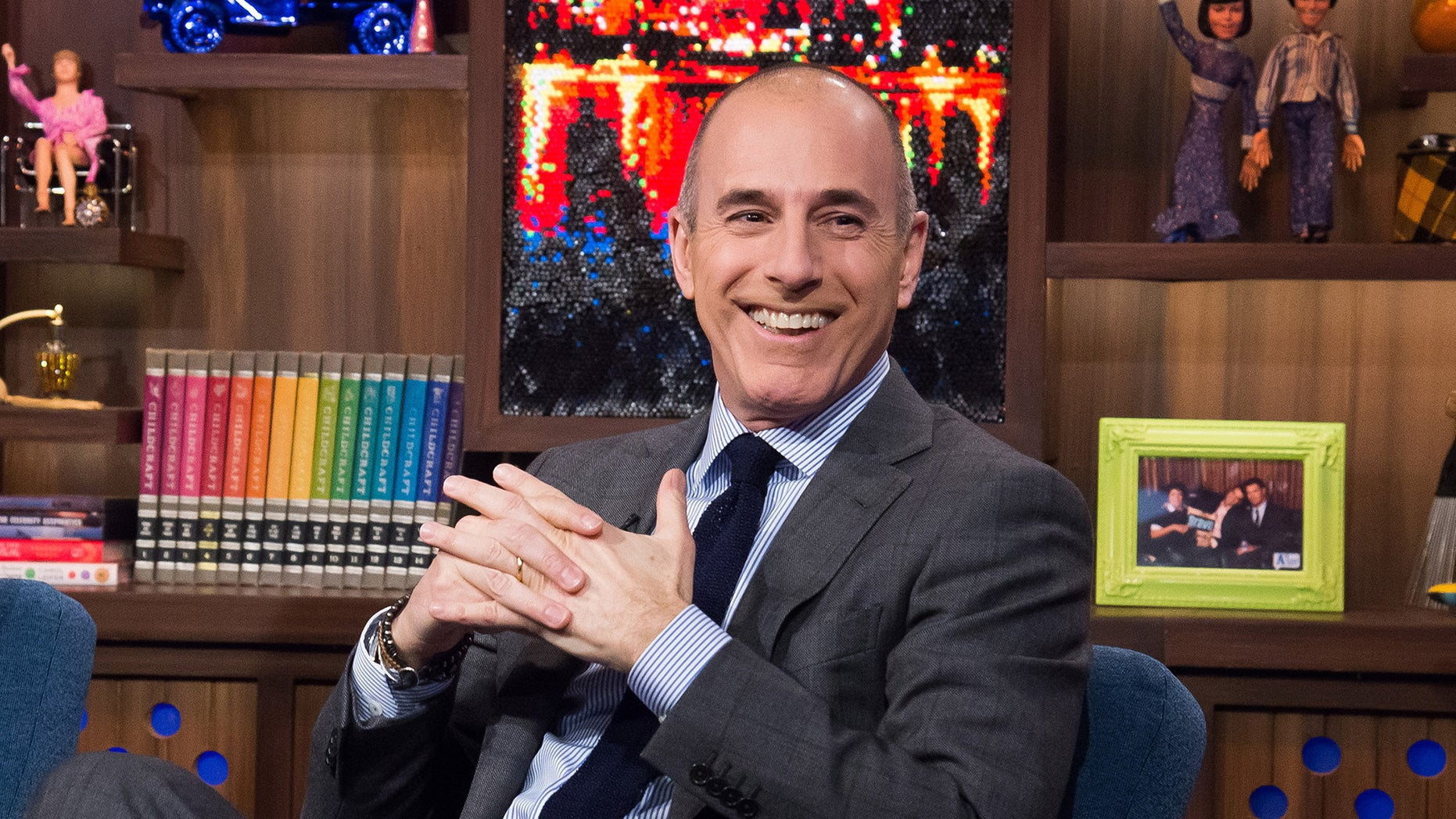 Matt Lauer selling Hamptons home
