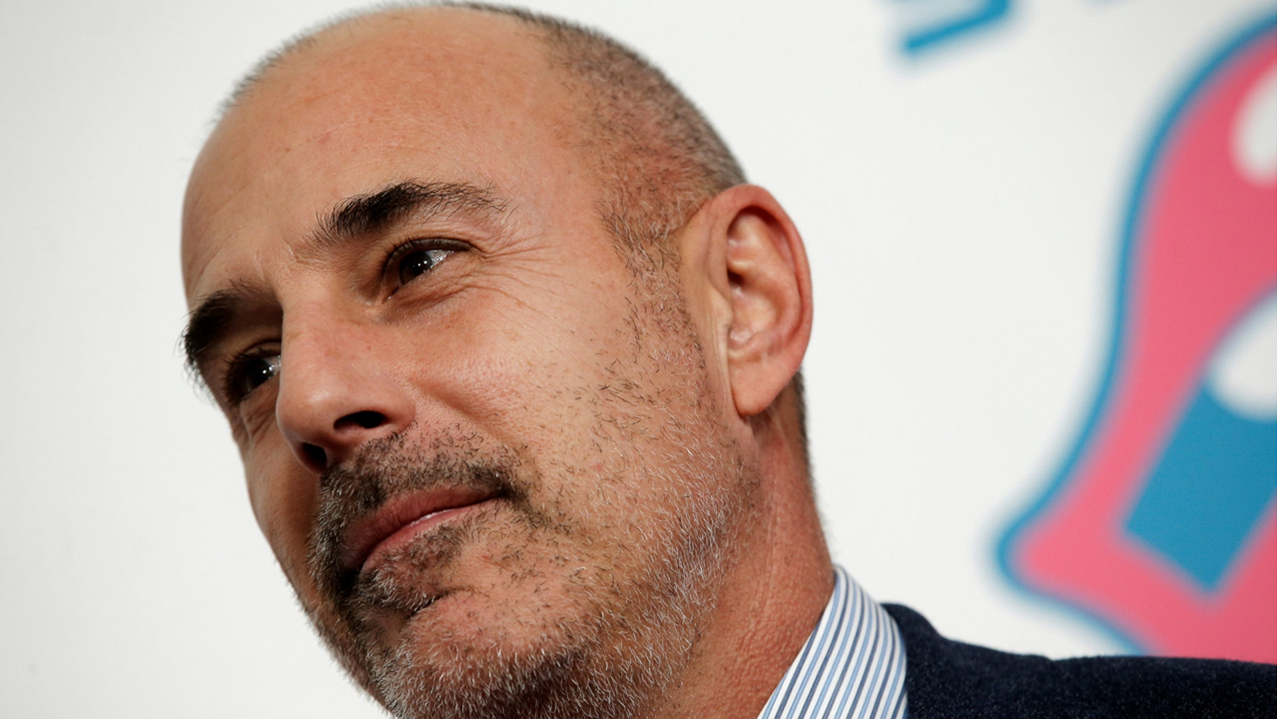NBC scrubbed all promotional images of Matt Lauer from its 'Today' show website and social media pages Wednesday