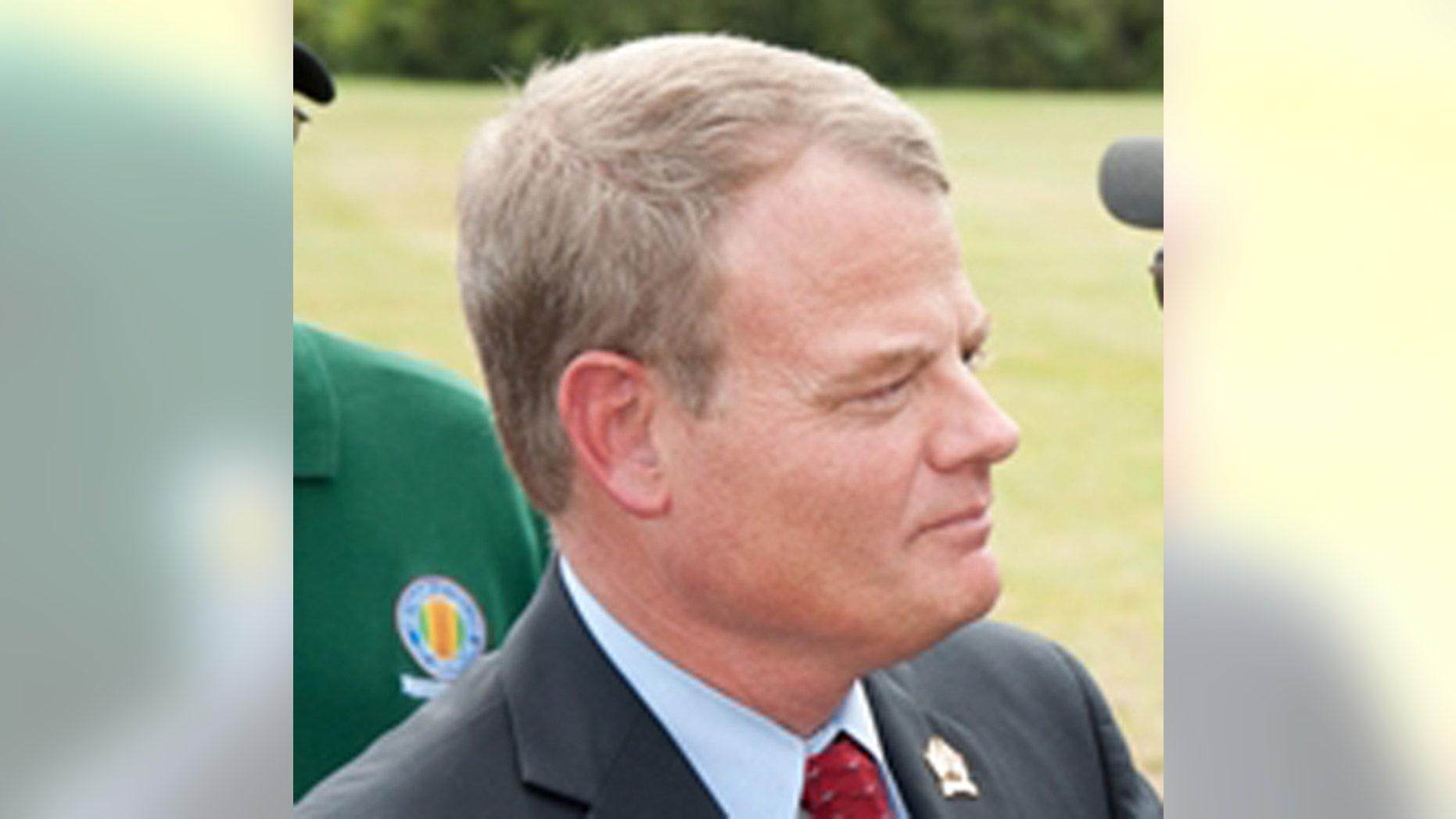 FILE: Undated: Rep. Mike McIntyre, D-N.C.