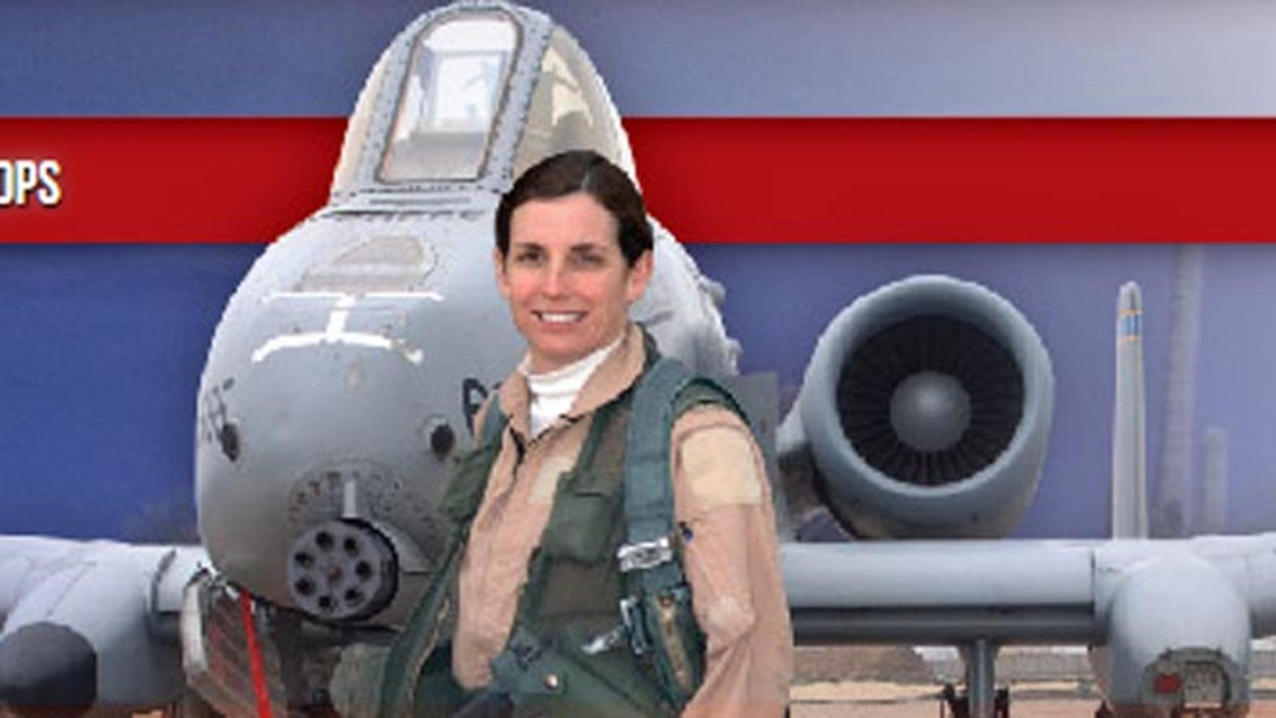 FILE: Undated: Martha McSally, a 2014 GOP candidate for an Arizona House seat.