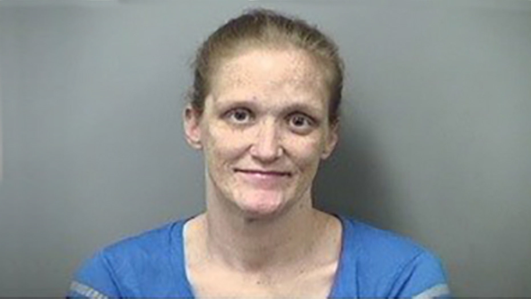Meleney Pully was sentenced to nearly 20 years in prison after she pleaded guilty to human trafficking of a minor.