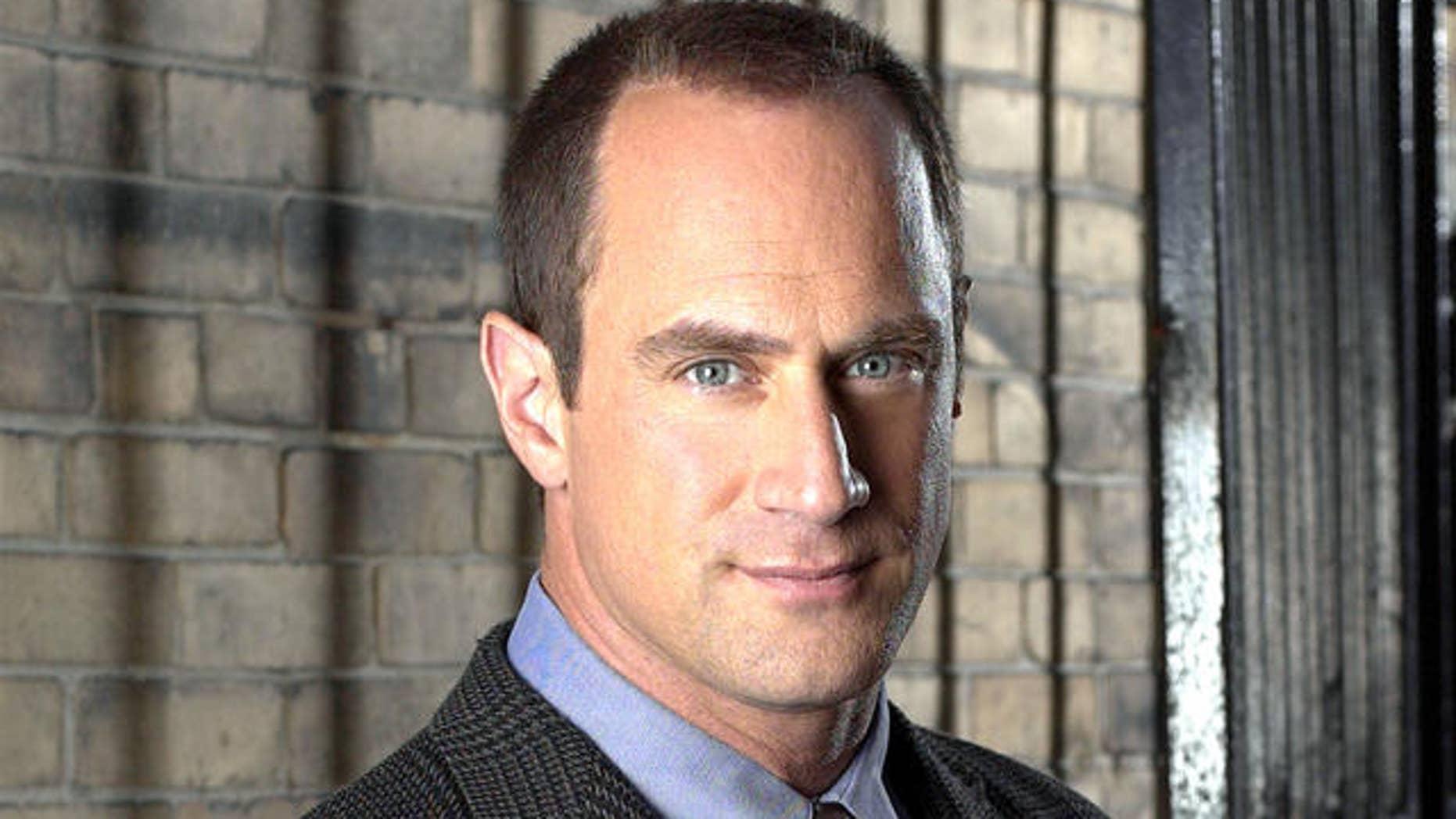 Christopher Meloni (AP)