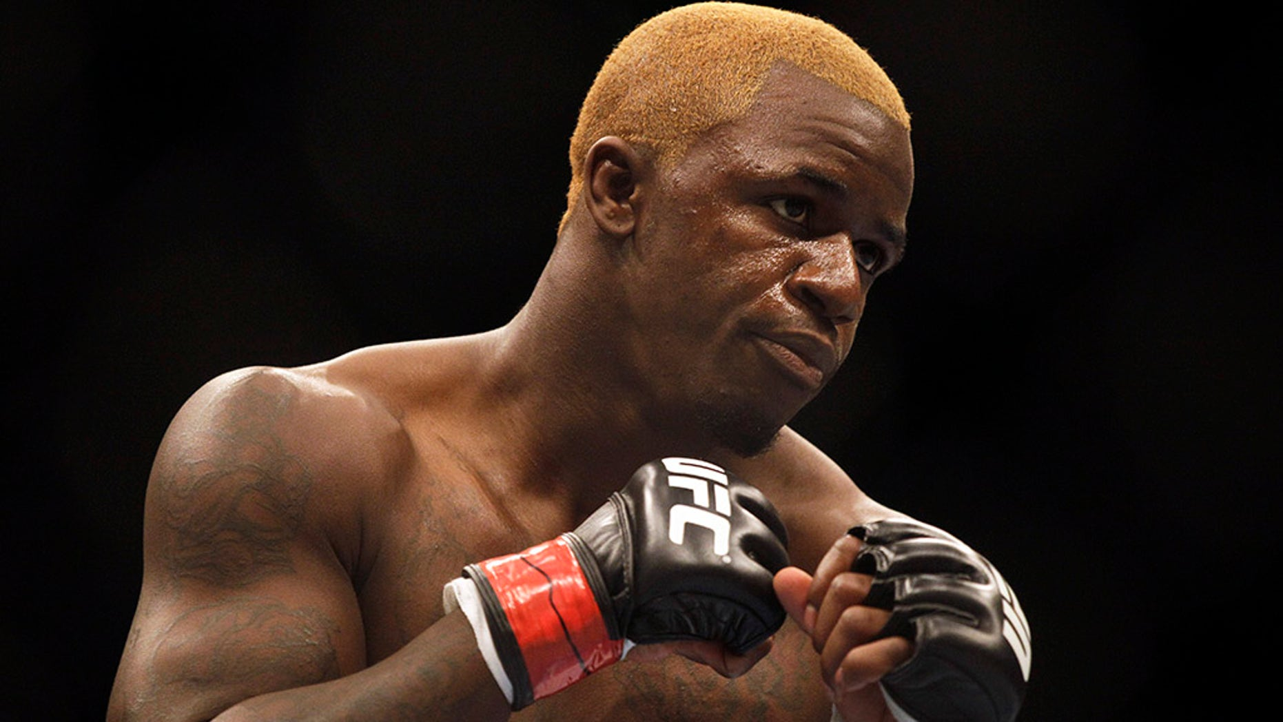Melvin Guillard is wanted by Denver Police after knocking a man out at a bar earlier this week, TMZ reports.