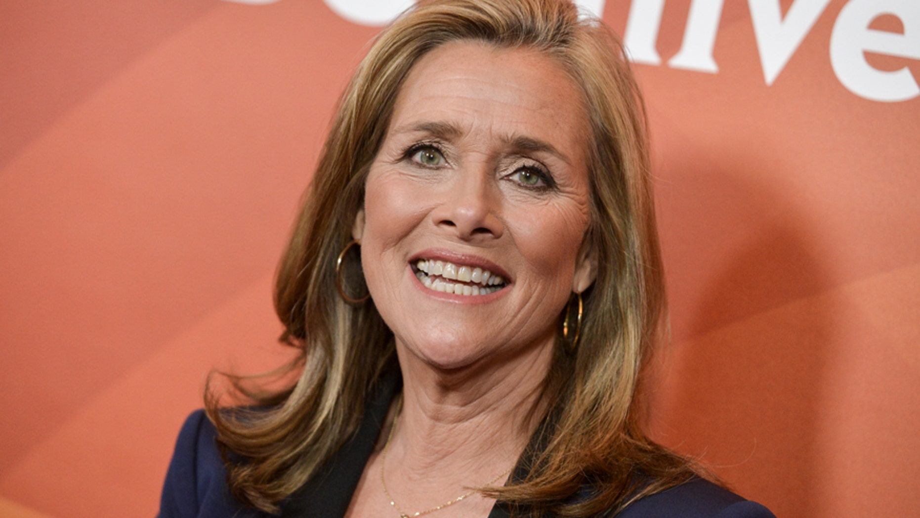In this July 13, 2014 file photo Meredith Vieira attends the NBC 2014 Summer TCA in Beverly Hills, Calif.