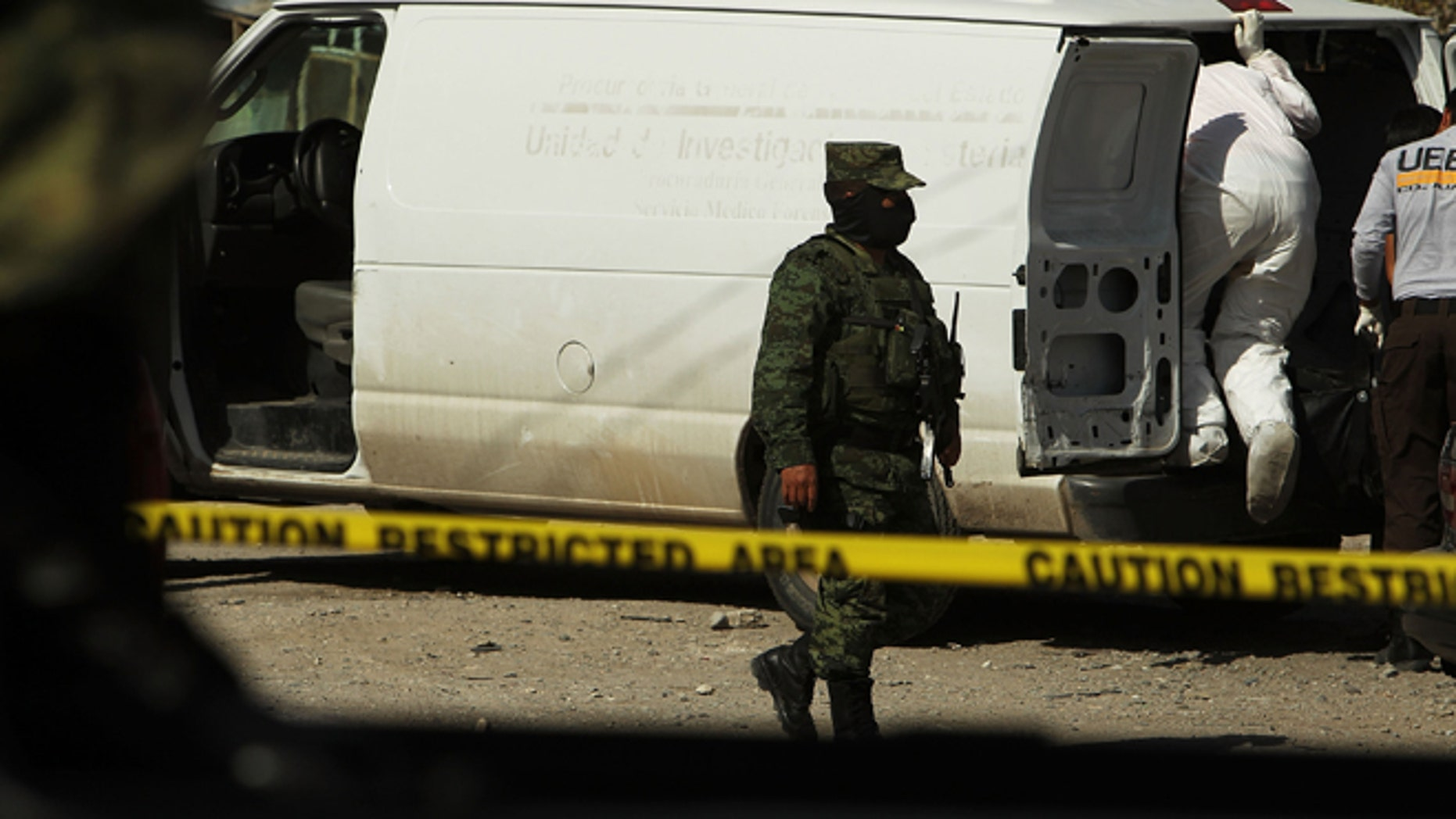 New cartel emerges in Mexico as government dismantles larger drug