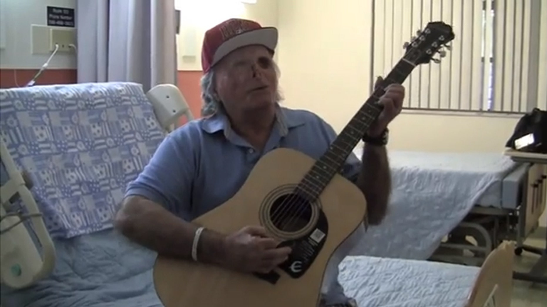 Ronald Poppo expresses gratitude to his supporters in a new YouTube video.