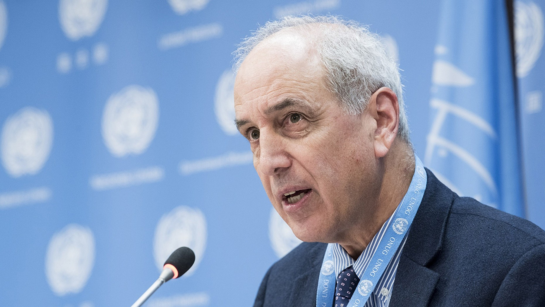 Michael Lynk is under fire for suggesting Israel could have its status as a UN member state suspended.