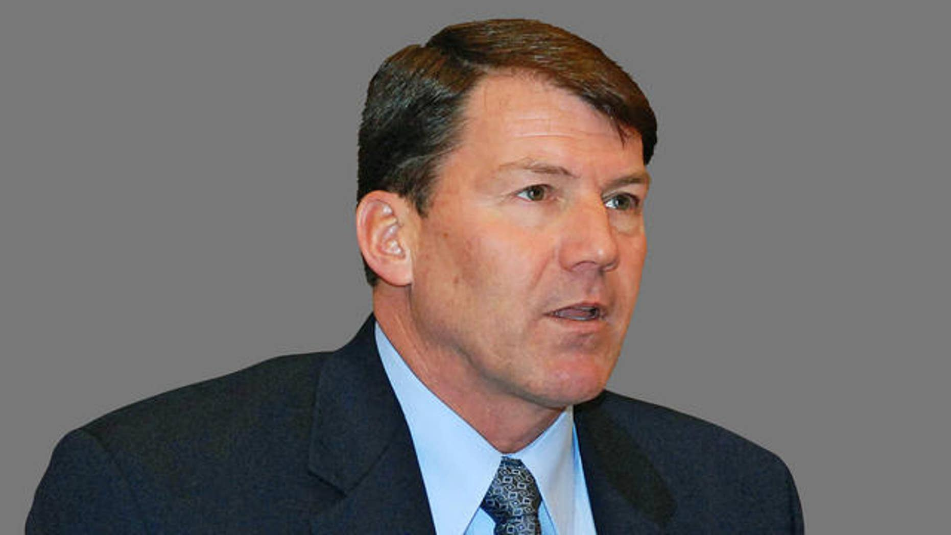 Former South Dakota Gov. Mike Rounds, pictured here in 2009, said he will run for the U.S. Senate in 2014.