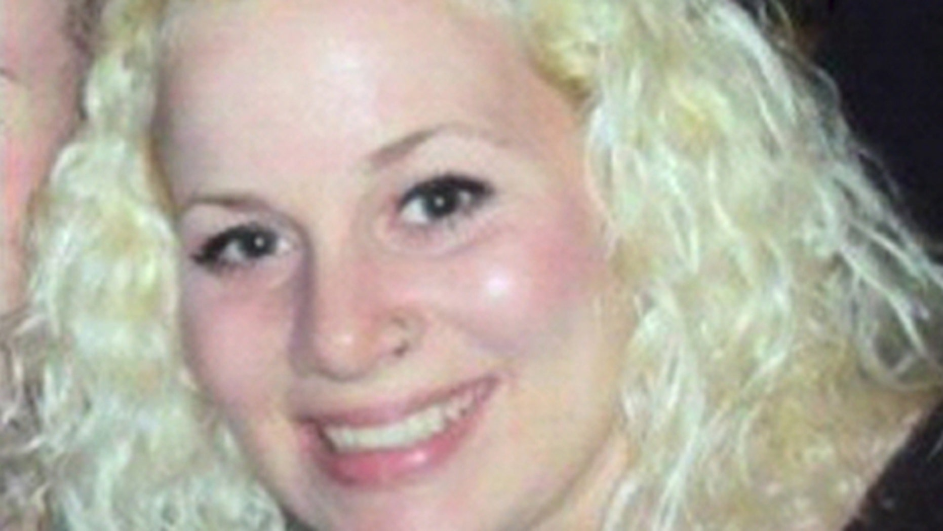 This undated photo provided by the Lafayette Police Department shows missing college student Michaela Shunick.