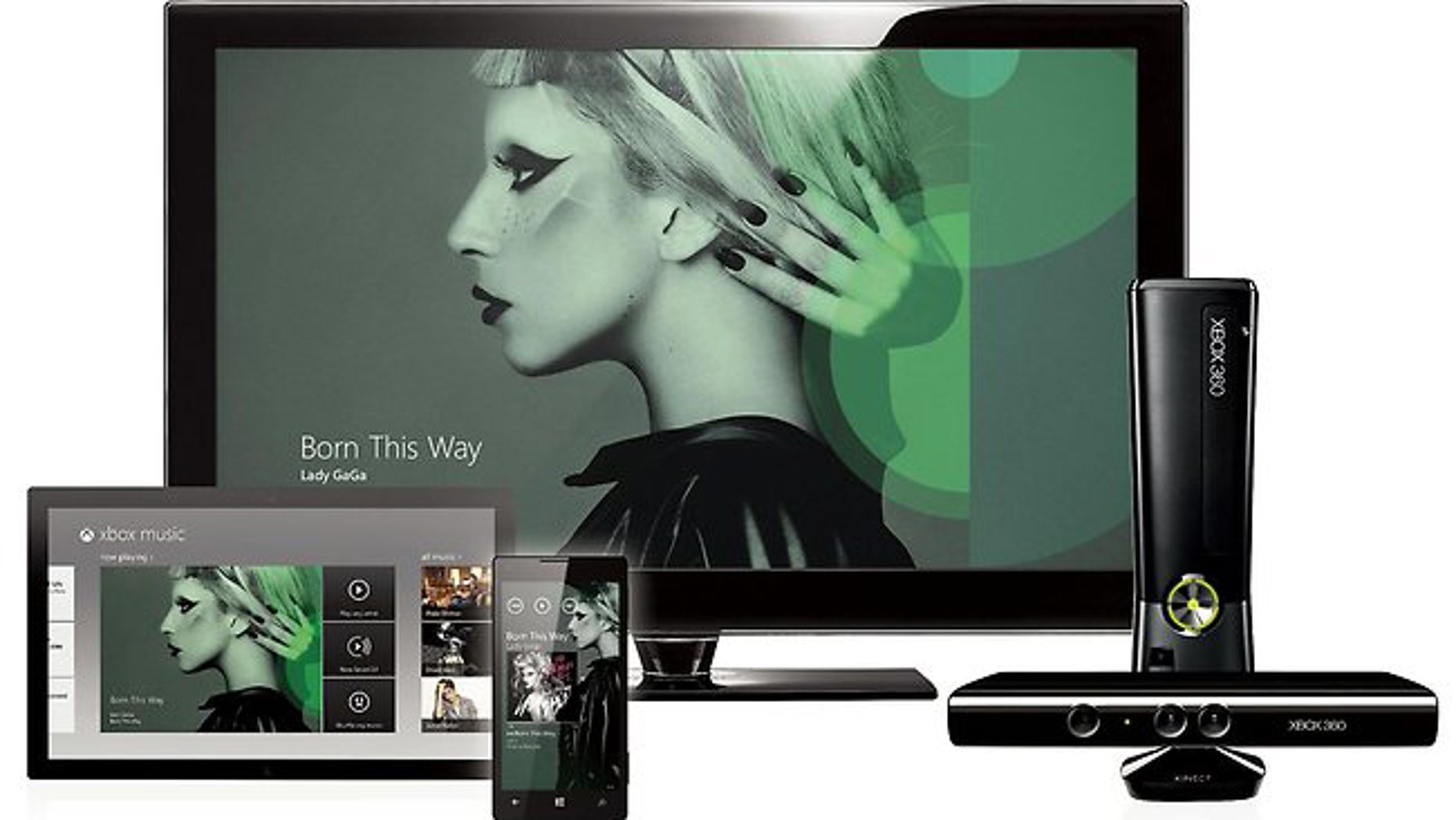 You can access your Xbox 360 music through different devices.