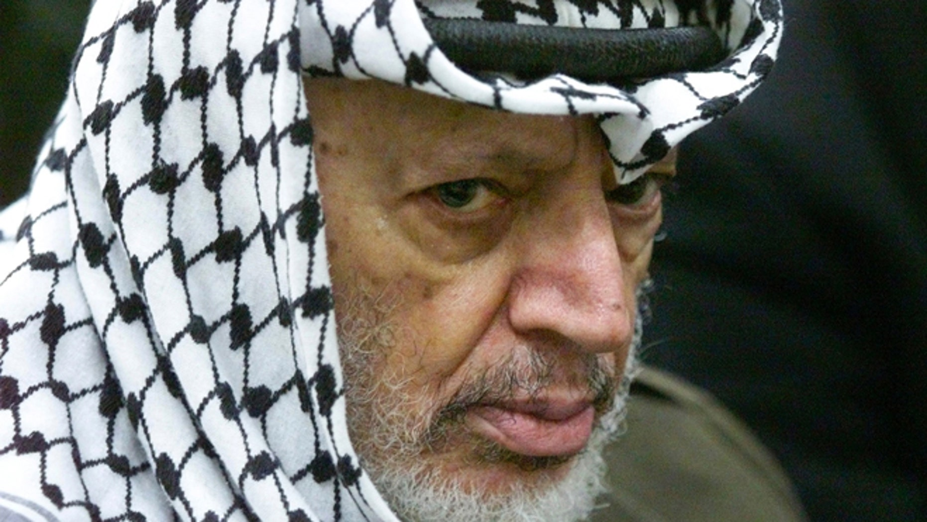 Al-Jazeera is reporting that a team of Swiss scientists has found moderate evidence that longtime Palestinian leader Arafat died of poisoning.