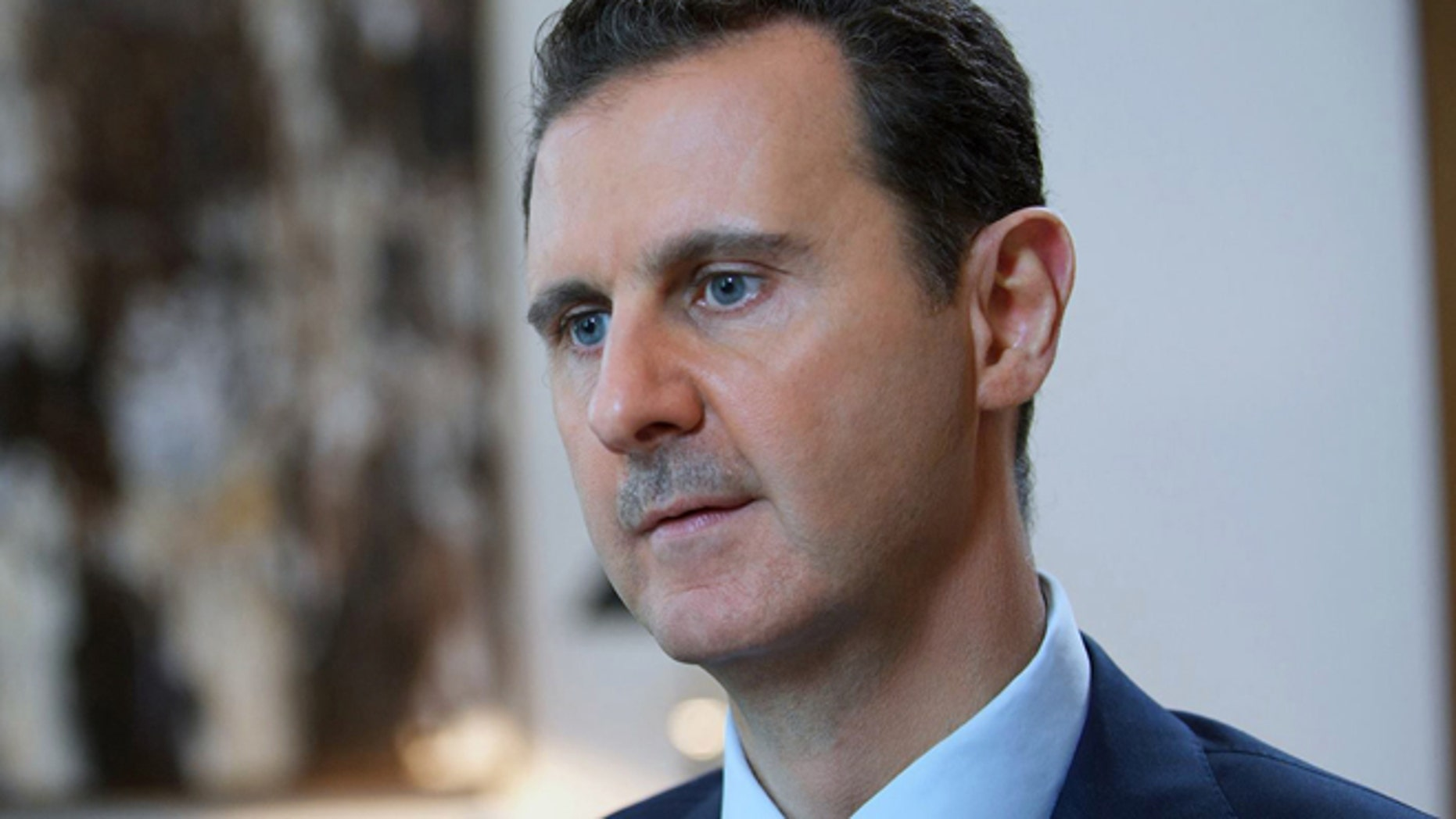 "Syrian President Bashar Assad said the air campaign by Russia against ""terrorists"" in his country must succeed or the whole region will be destroyed."