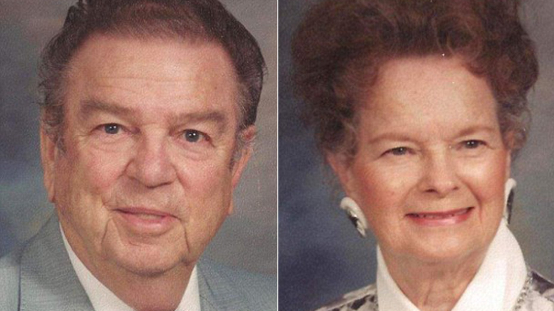Clifford and his wife Eva Vevea spent their last days together holding hands.