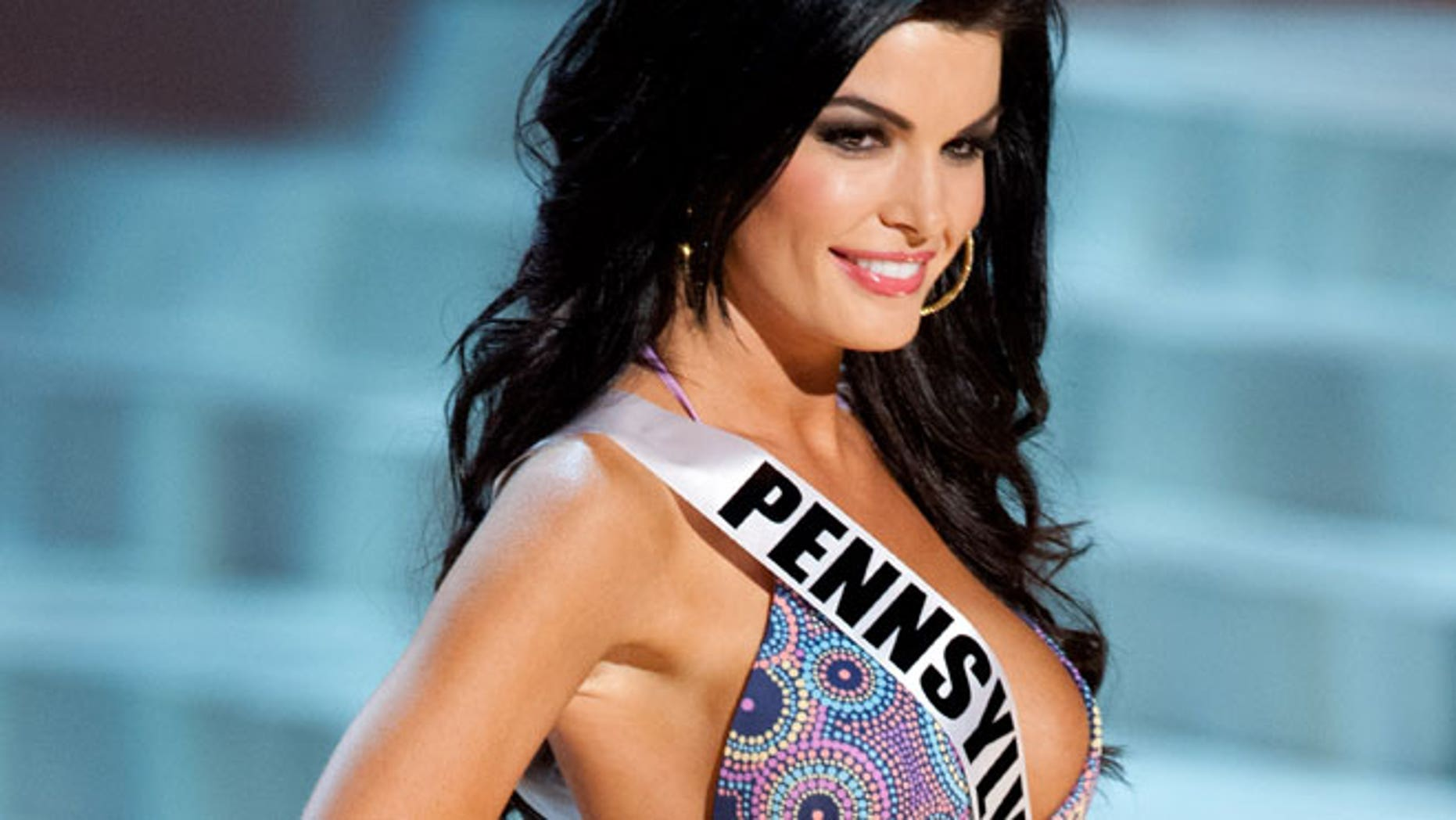May 30: Miss Pennsylvania Sheena Monnin resigned Monday after claiming the show was rigged.