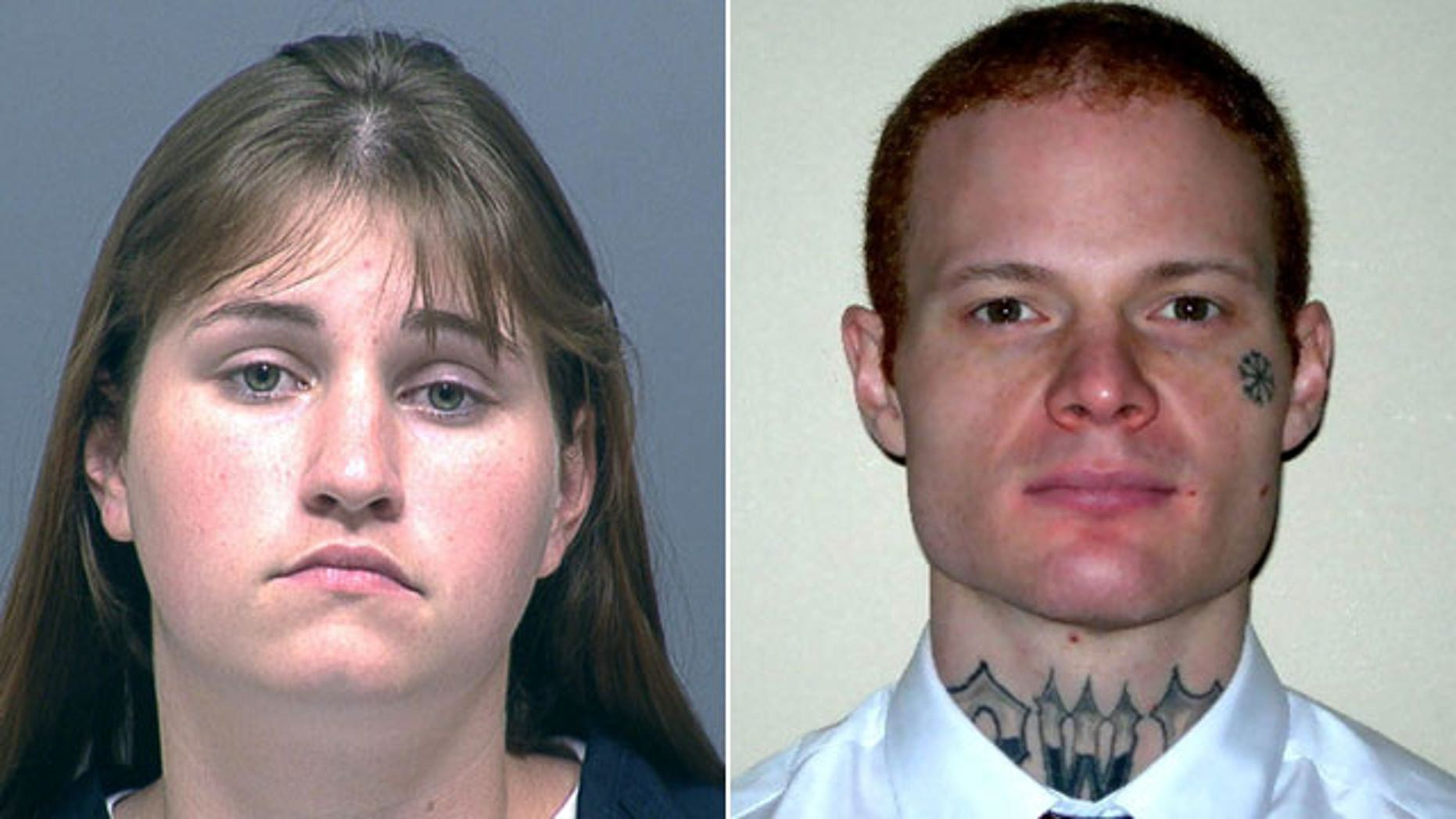 Photo of Holly Grigsby and David Joseph.