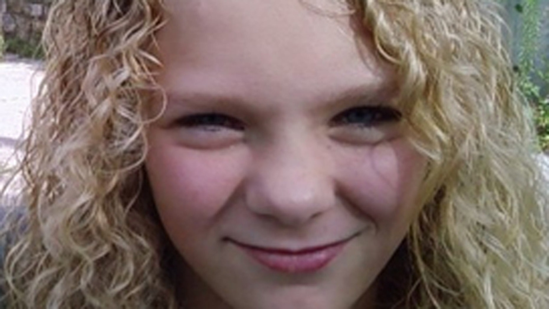 Taylor Dittmar, 13, has been missing since Wednesday.