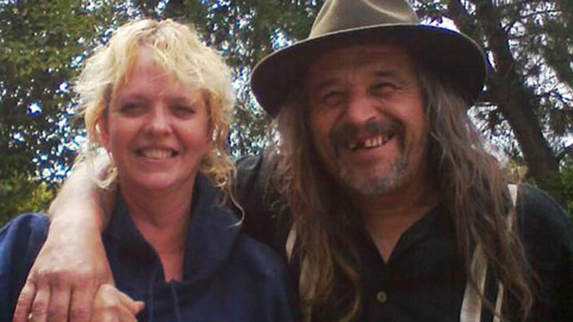 FILE: This photo provided by Karanda Williams shows Daniel and Belinda Conne.