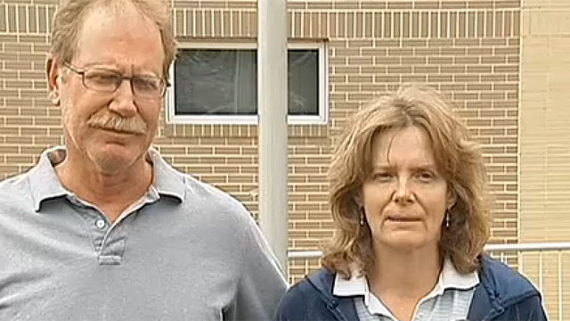 May 20, 2013: The parents of missing student Matt Royer plead for his safe return at a news conference.