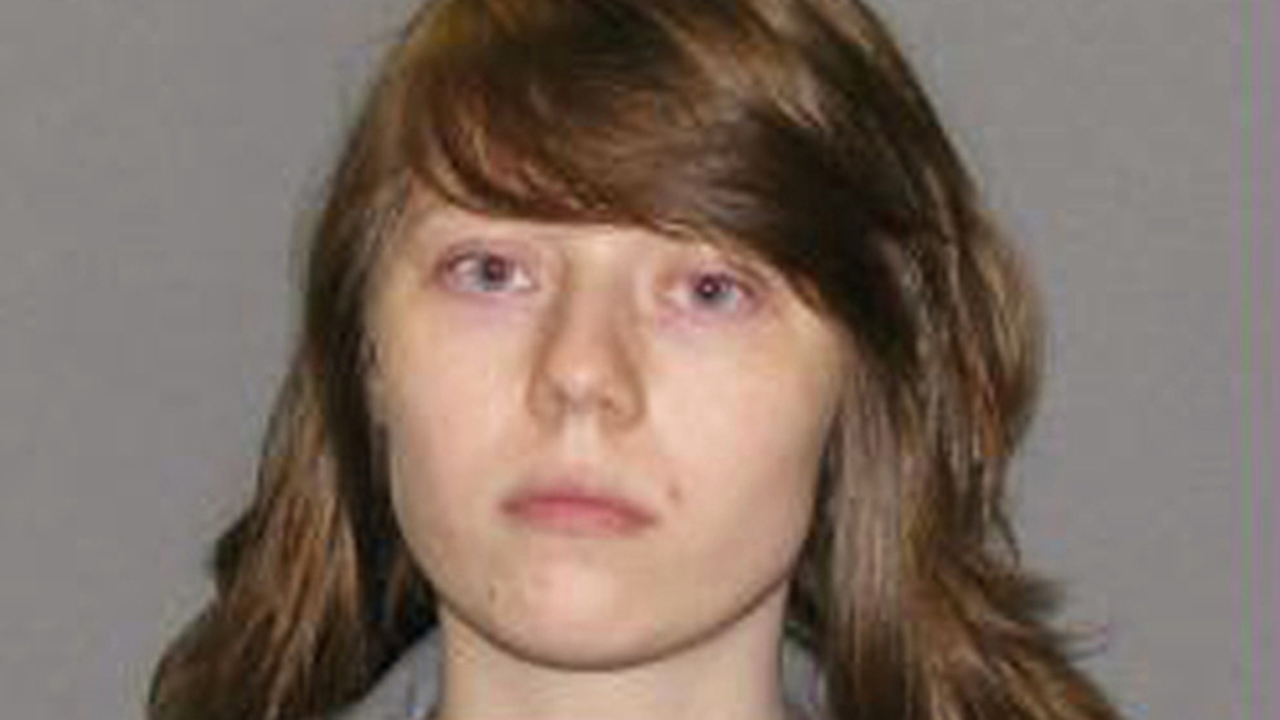 """FILE - This Feb. 8, 2012 photo provided by the Missouri Department of Corrections shows Alyssa Bustamante, who was sentenced to life in prison for the October 2009 slaying of 9-year-old Elizabeth Olten in St. Martins, a small town just west of Jefferson City, Mo. Bustamante, who described killing her neighbor girl as an """"ahmazing"""" thrill,  was to appear in court Thursday, Jan. 30, 2014 to argue that her guilty plea should be set aside because it was made under the threat of a mandatory life prison sentence. (AP Photo/Missouri Department of Corrections, File)"""